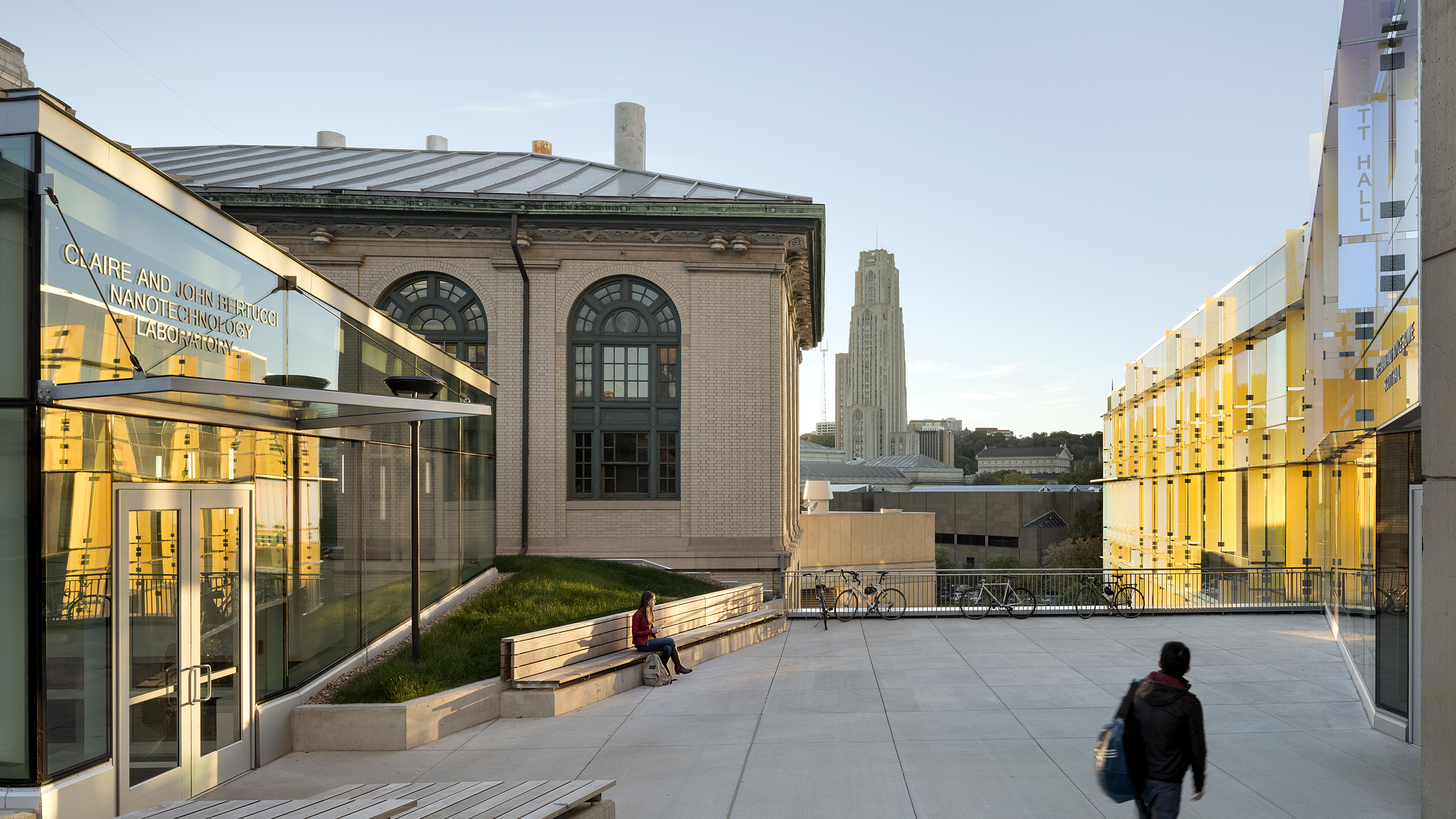 Scott Hall at Carnegie Mellon University / image 15