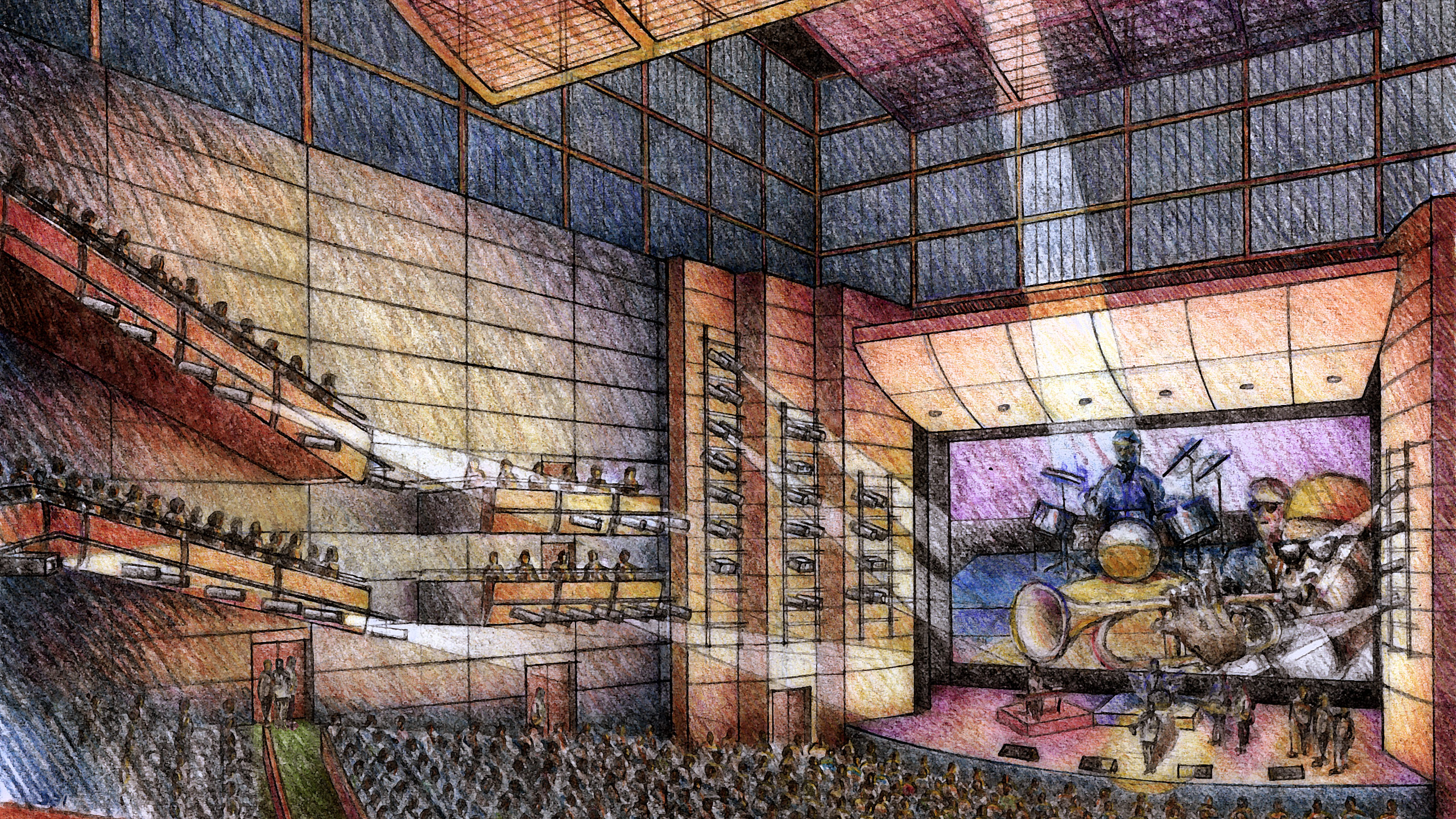 Bass Concert Hall Renovation and Addition at University of Texas at Austin / image 1