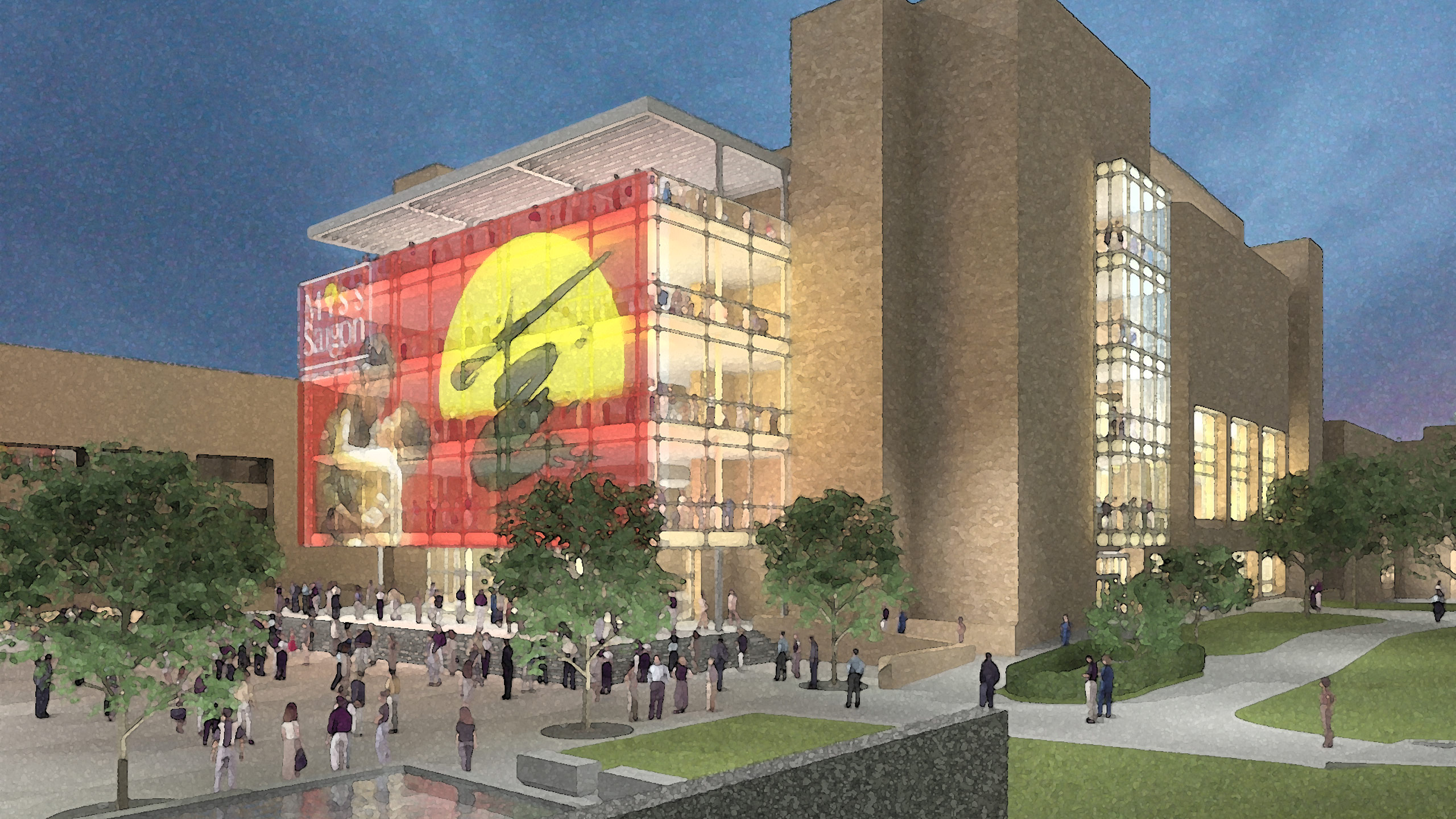 Bass Concert Hall Renovation and Addition – University of Texas at Austin image 2