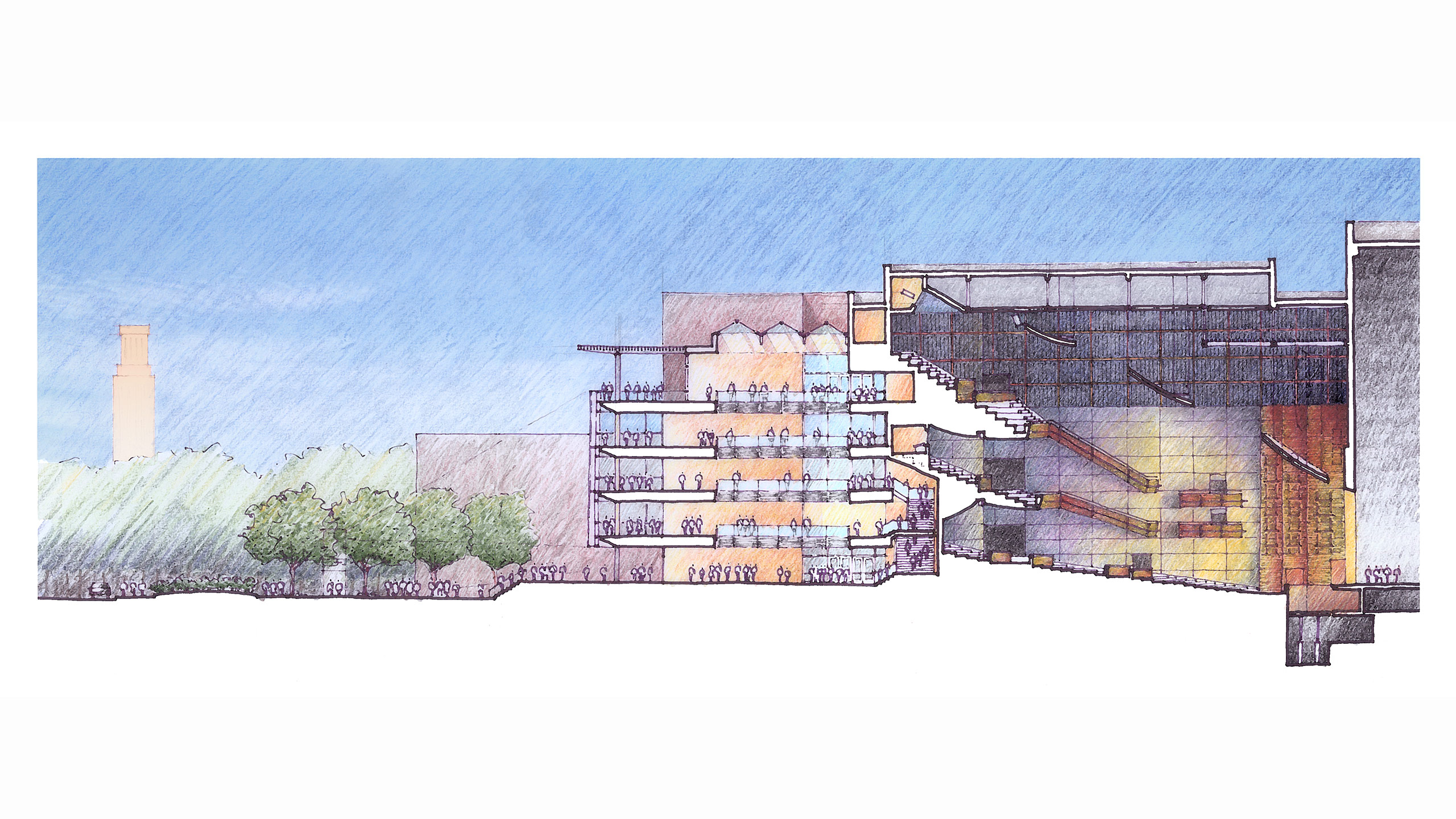 Bass Concert Hall Renovation and Addition at University of Texas at Austin / image 3