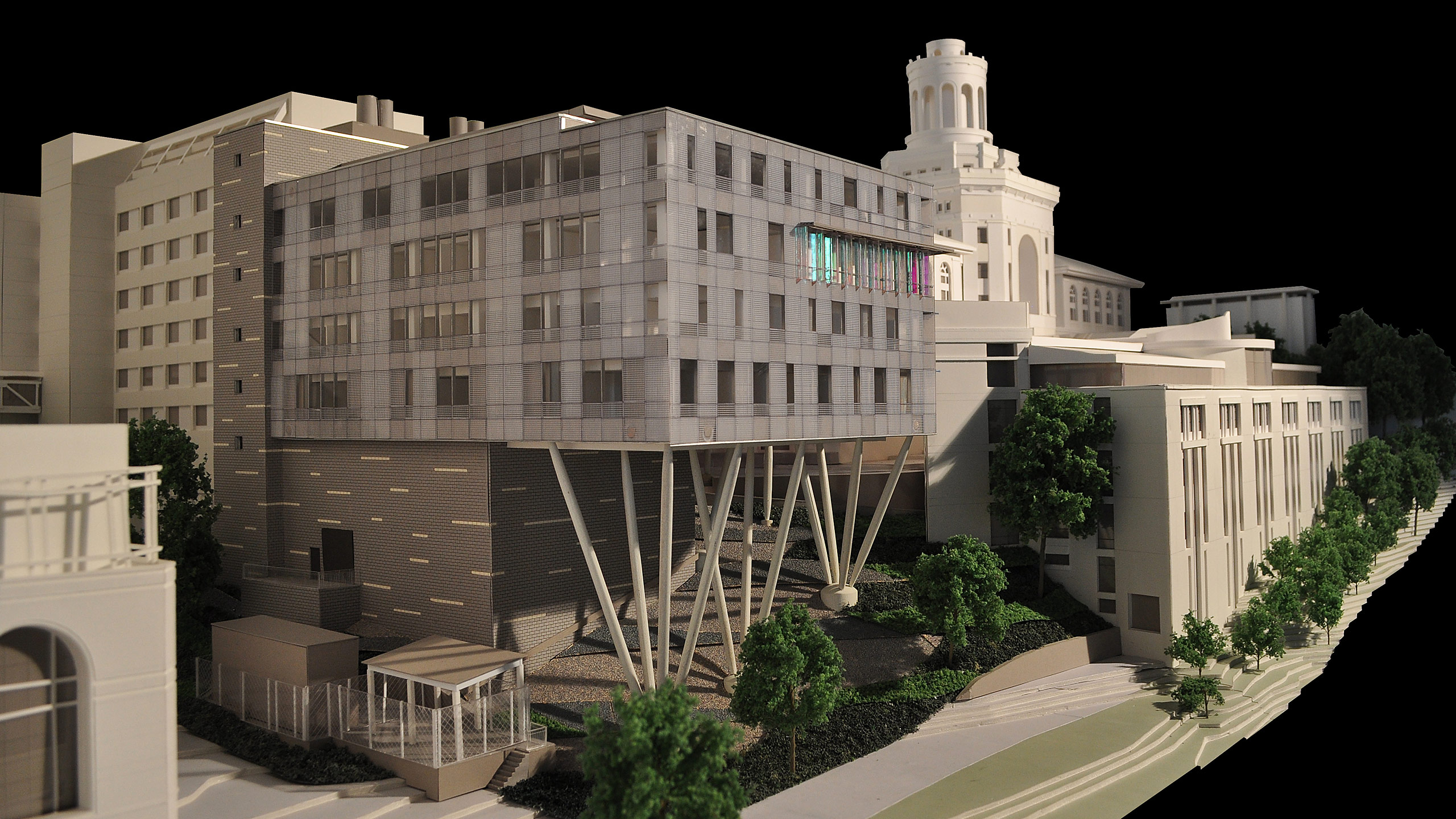 Sherman and Joyce Bowie Scott Hall – Carnegie Mellon University image 25