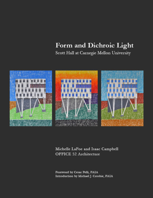 Newly released book: Form and Dichroic Light