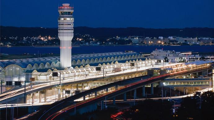 North Terminal at Reagan Washington National Airport