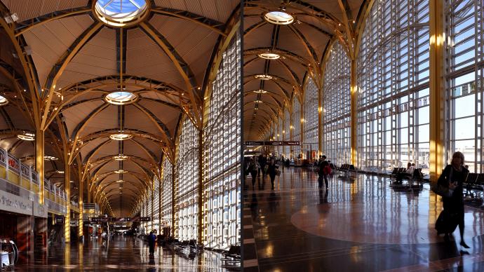 North Terminal - Reagan Washington National Airport