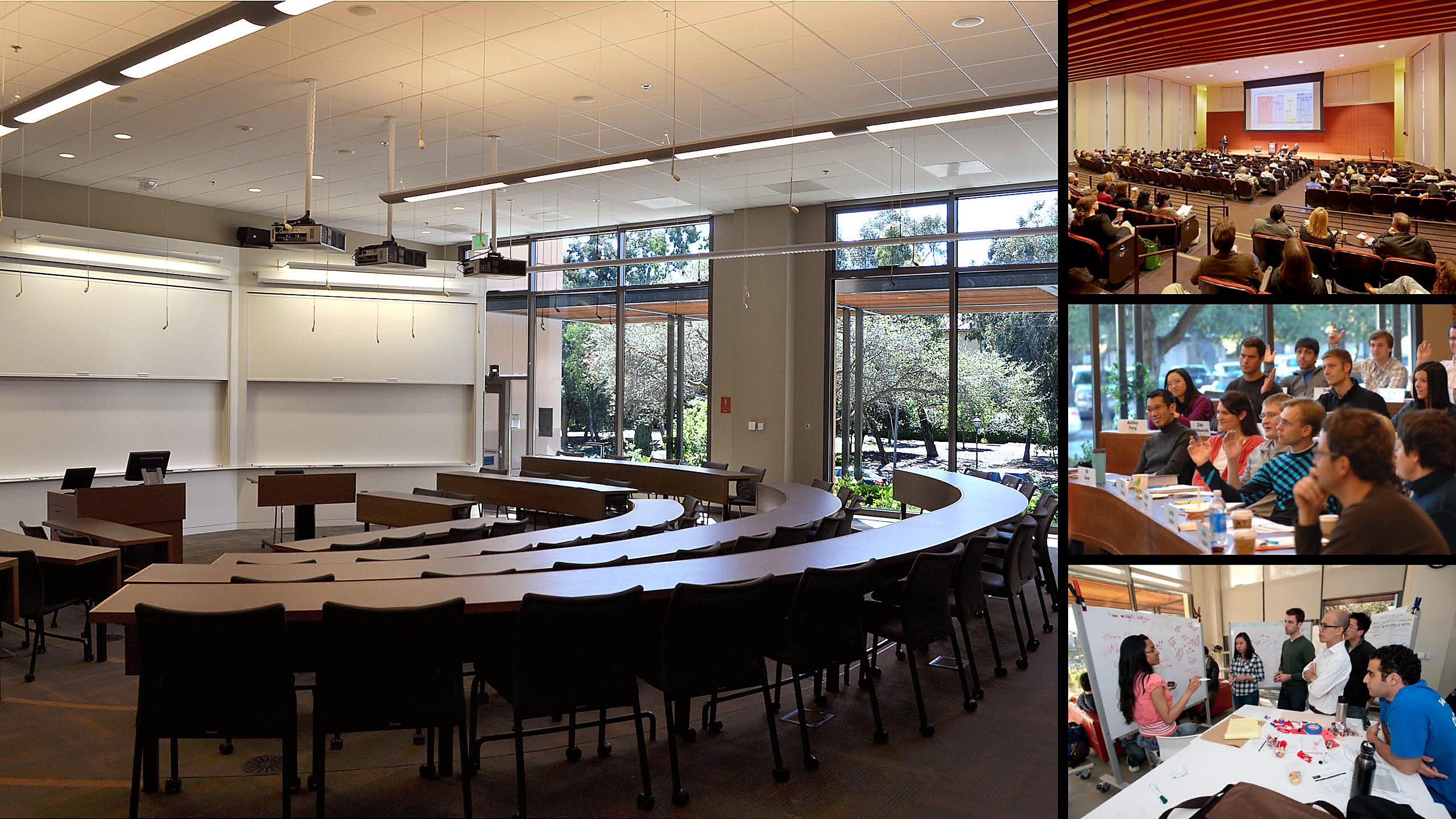 Knight Management Center, Graduate School of Business – Stanford University / image 11