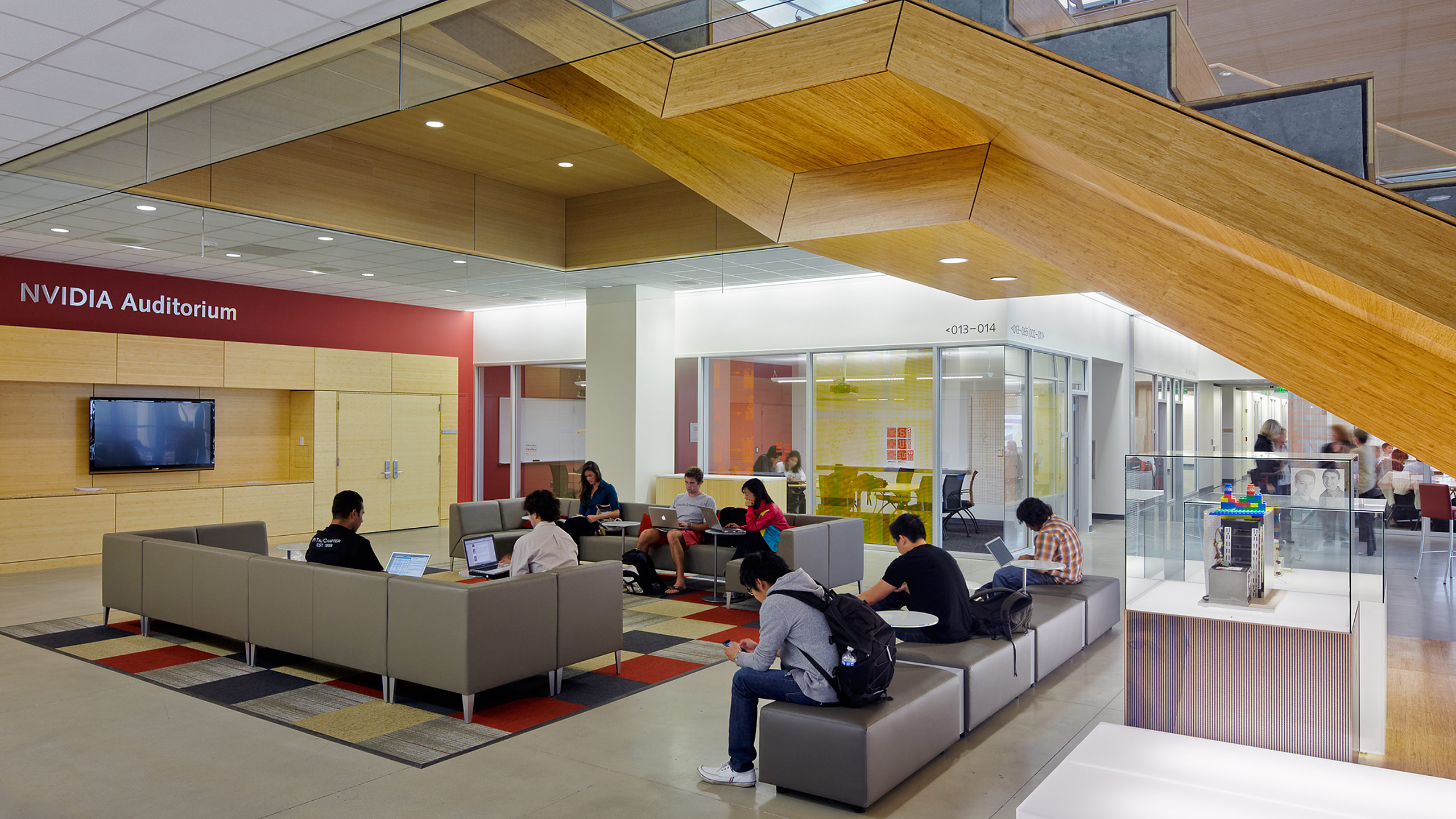 Jen-Hsun Huang Engineering Center – Stanford University image 7