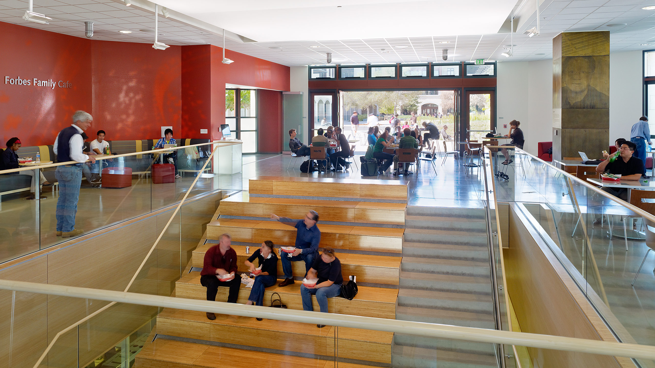 Jen-Hsun Huang Engineering Center – Stanford University / image 5