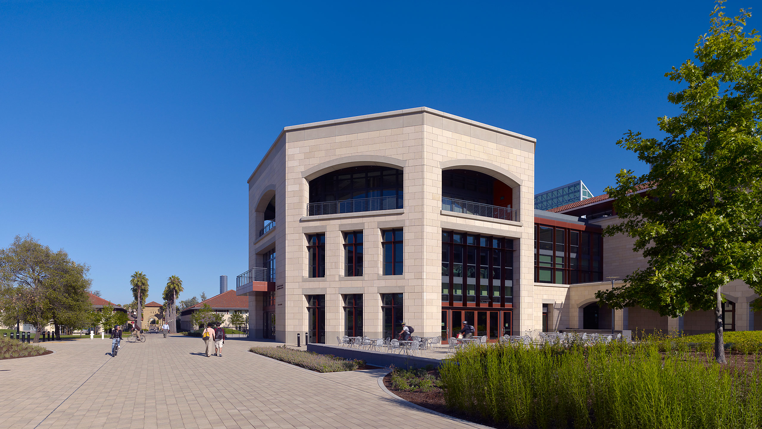 Jen-Hsun Huang Engineering Center – Stanford University image 1