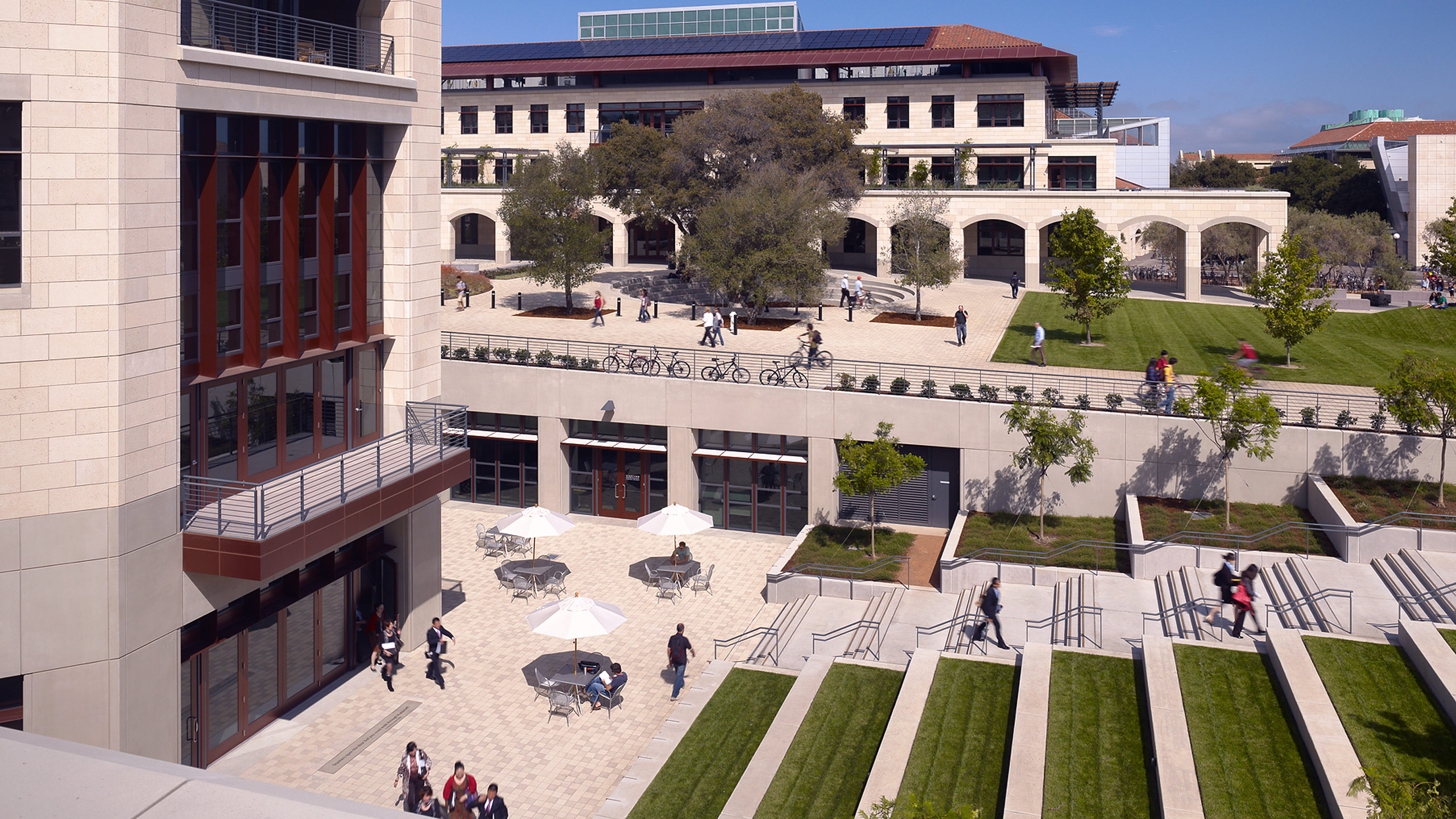 Jen-Hsun Huang Engineering Center – Stanford University / image 4
