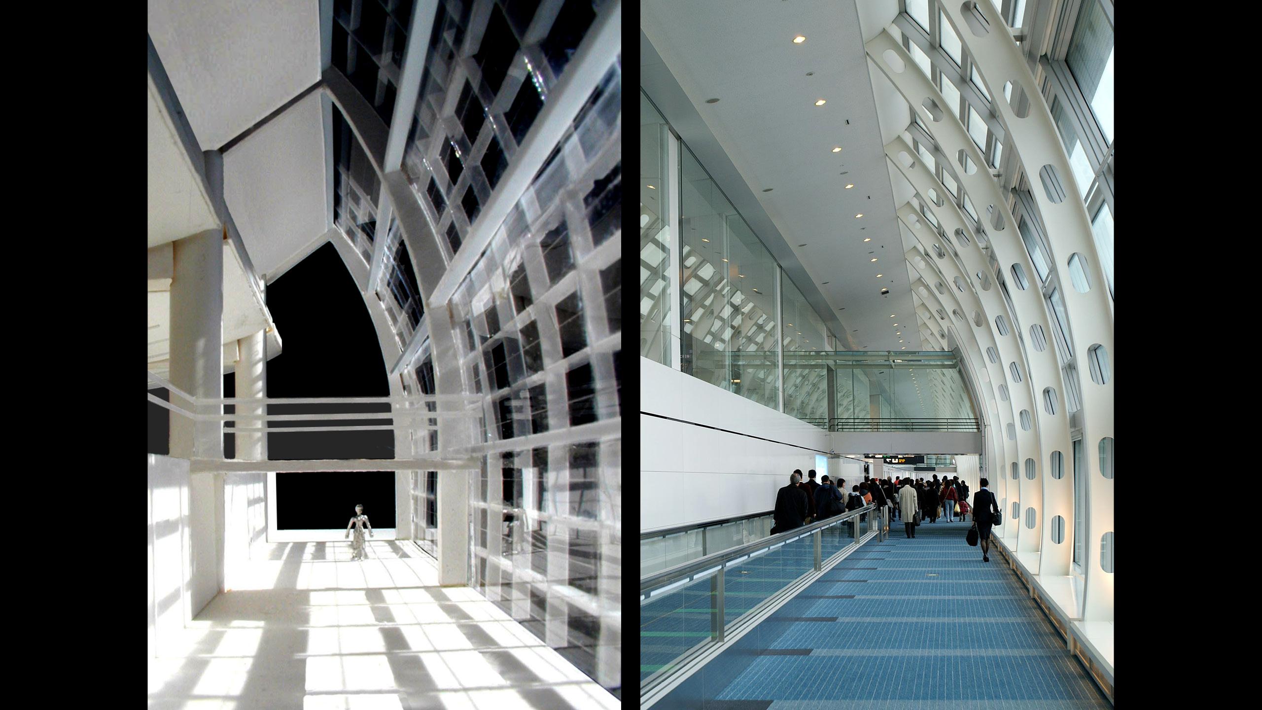 Haneda Passenger Terminal 2 / image 8