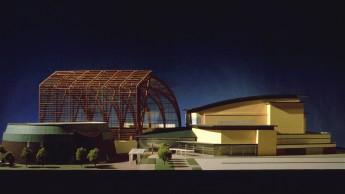 Chubu Teiju Cultural Center and Museum