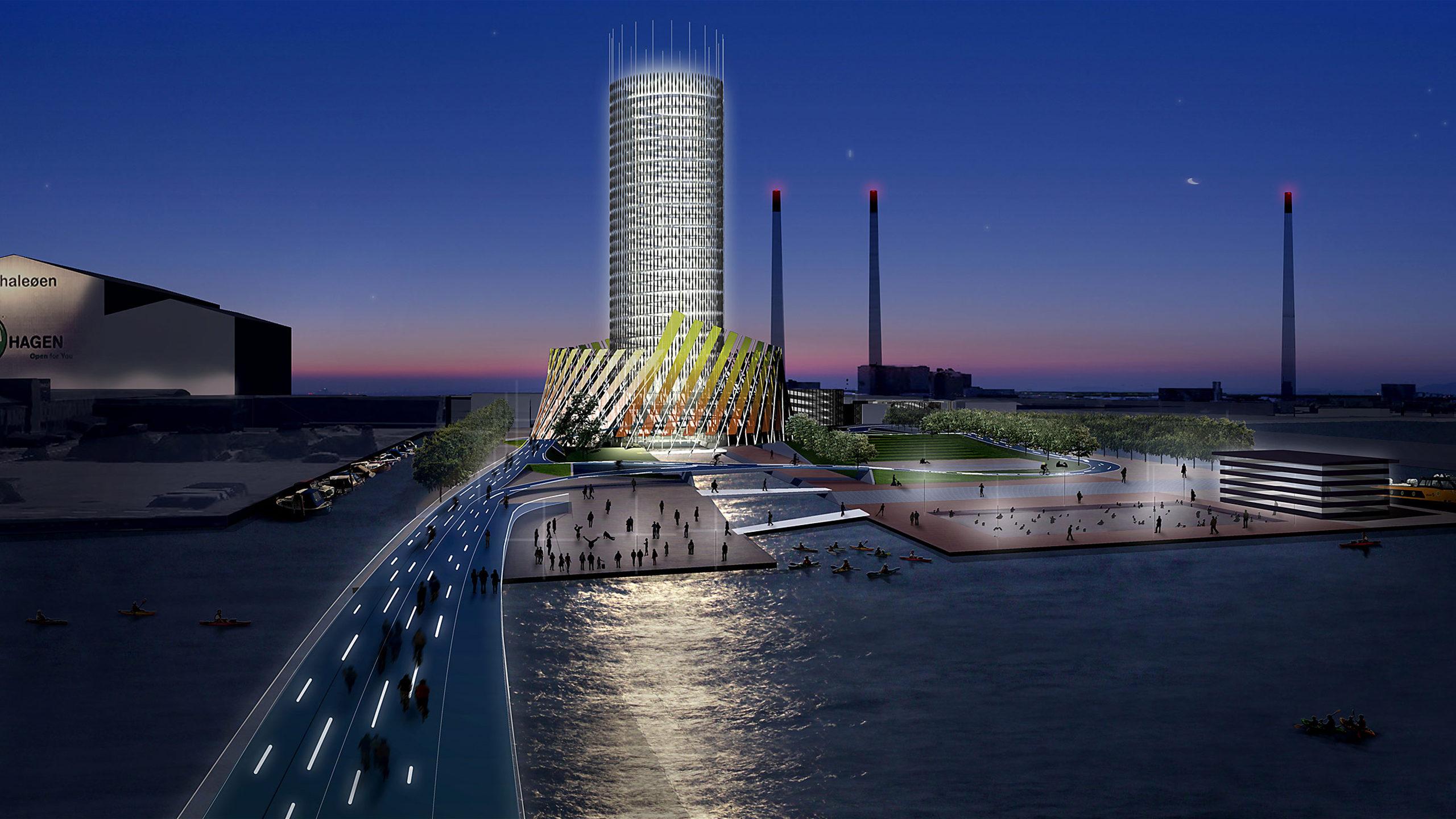 Refshaleoen Redevelopment: Motion Actuation Urban Design / image 4