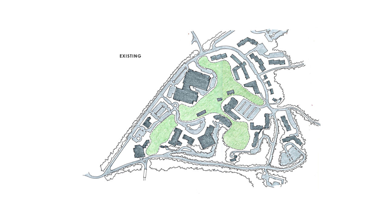 Core Campus Planning Study Messiah College Office 52