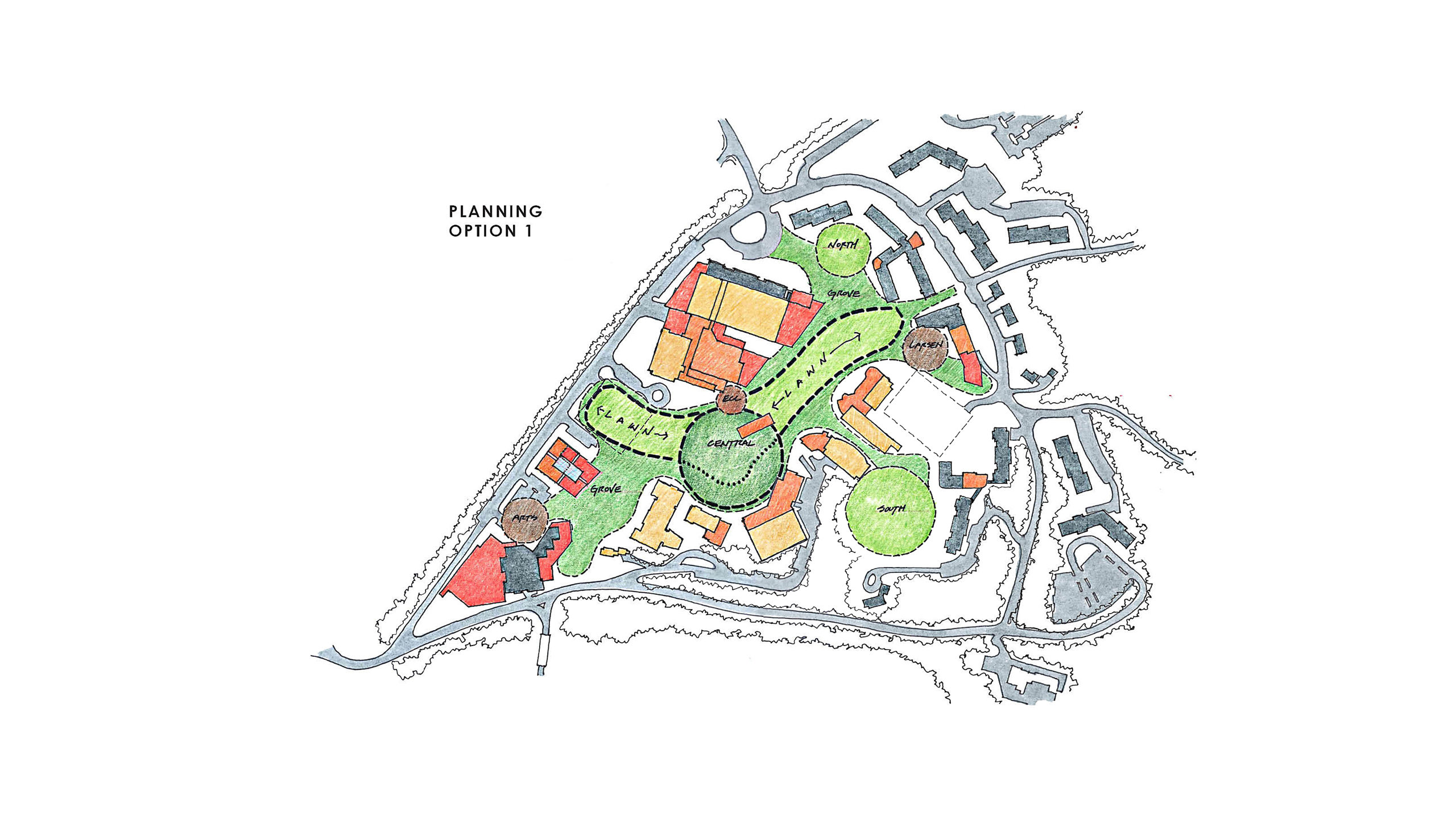 Core Campus Planning Study – Messiah College / image 3