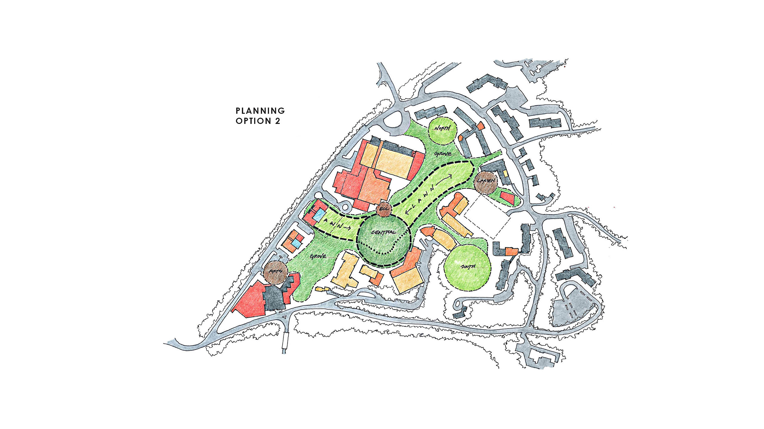 Core Campus Planning Study – Messiah College / image 4