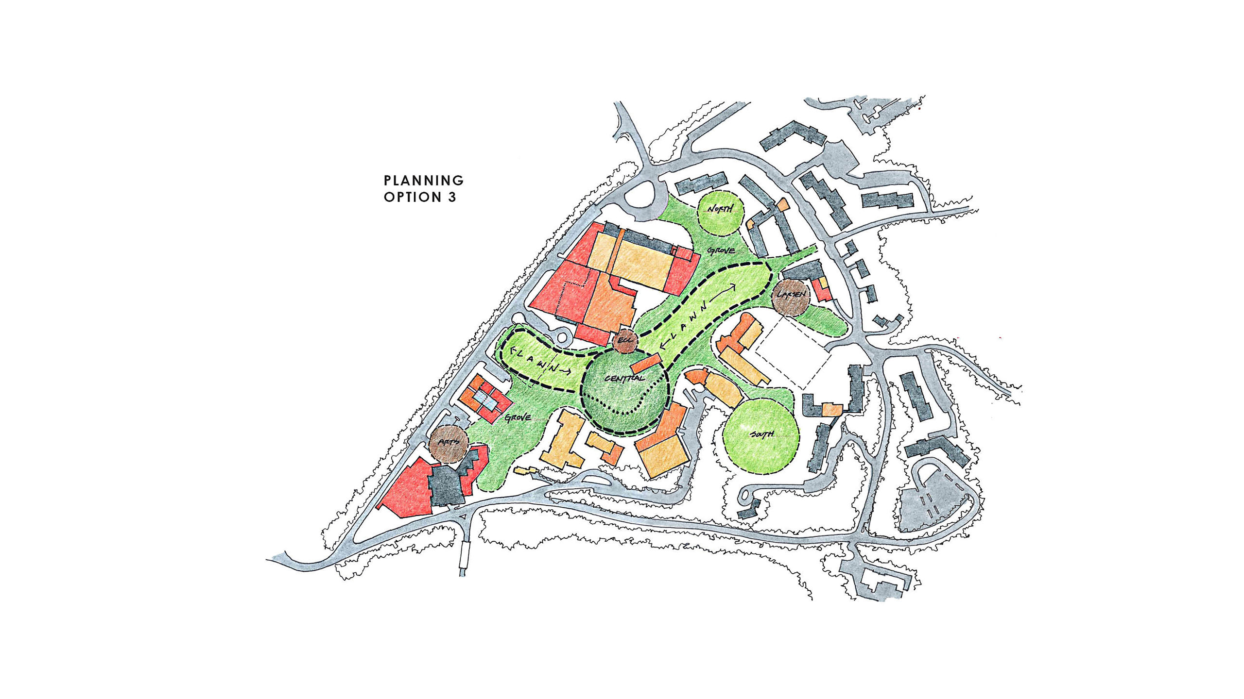 Core Campus Planning Study – Messiah College / image 5