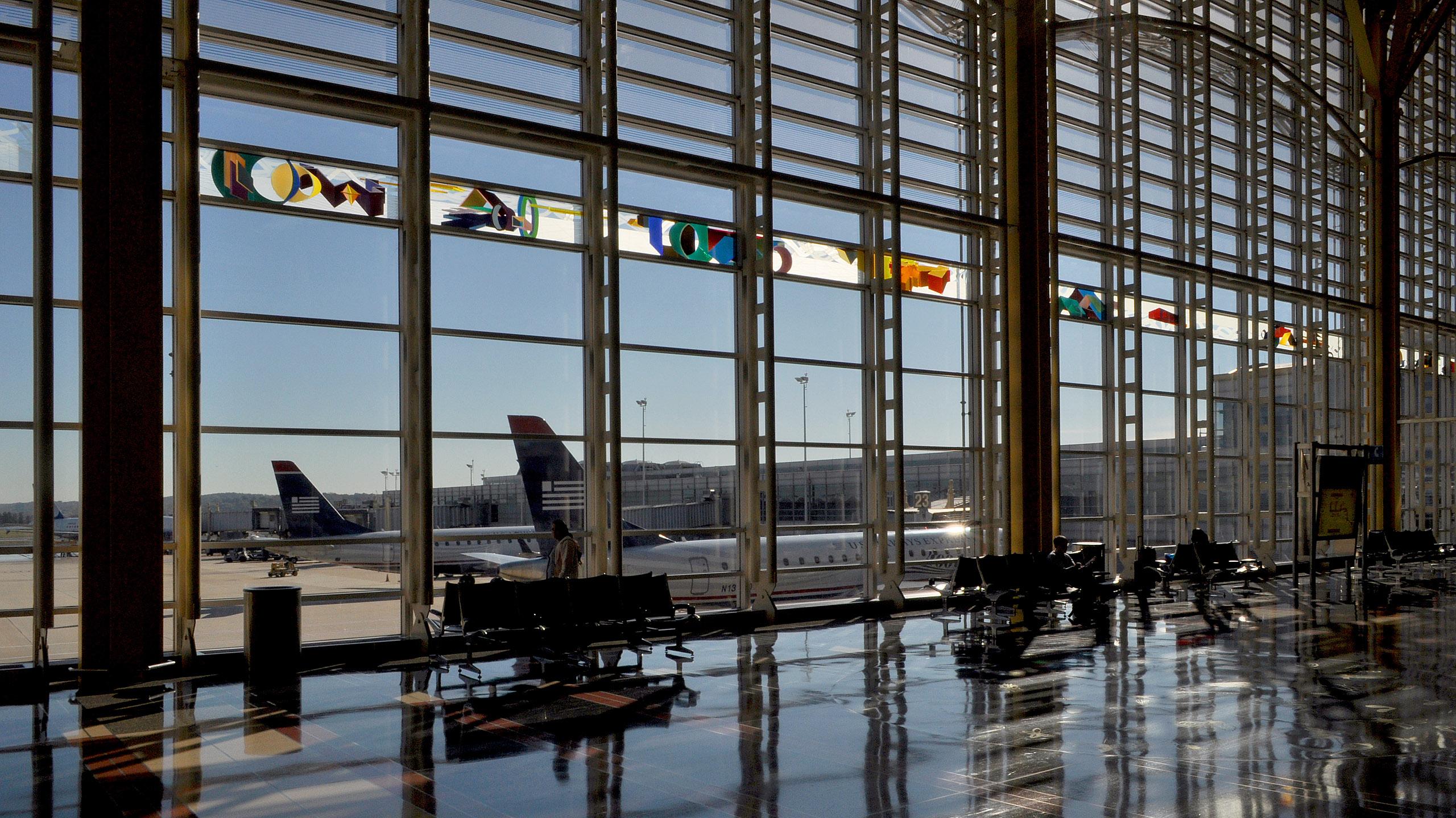 North Terminal at Reagan Washington National Airport / image 2