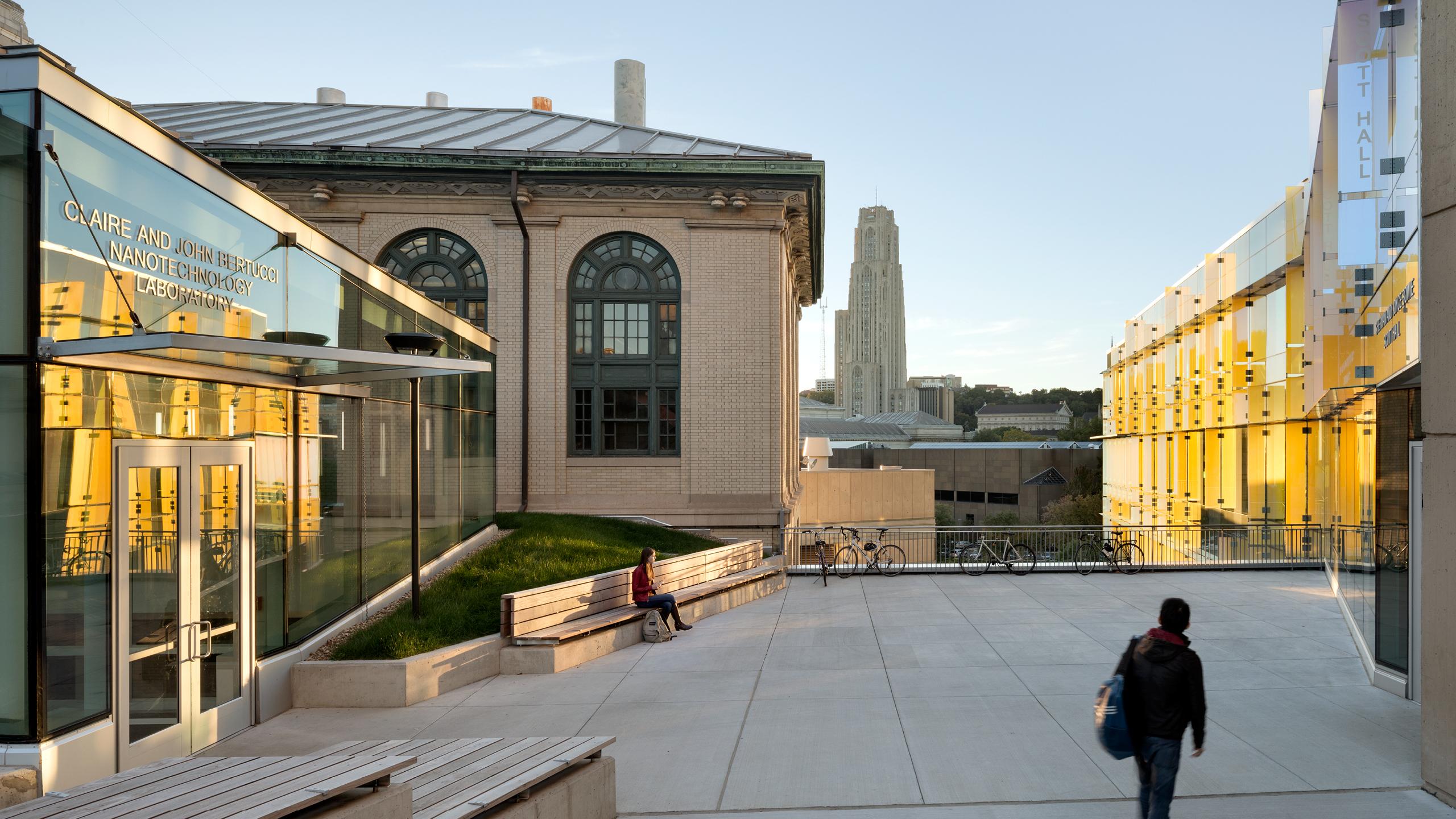 Storytelling, Artwork, Graphic and Display Design: Scott Hall at Carnegie Mellon University / image 17
