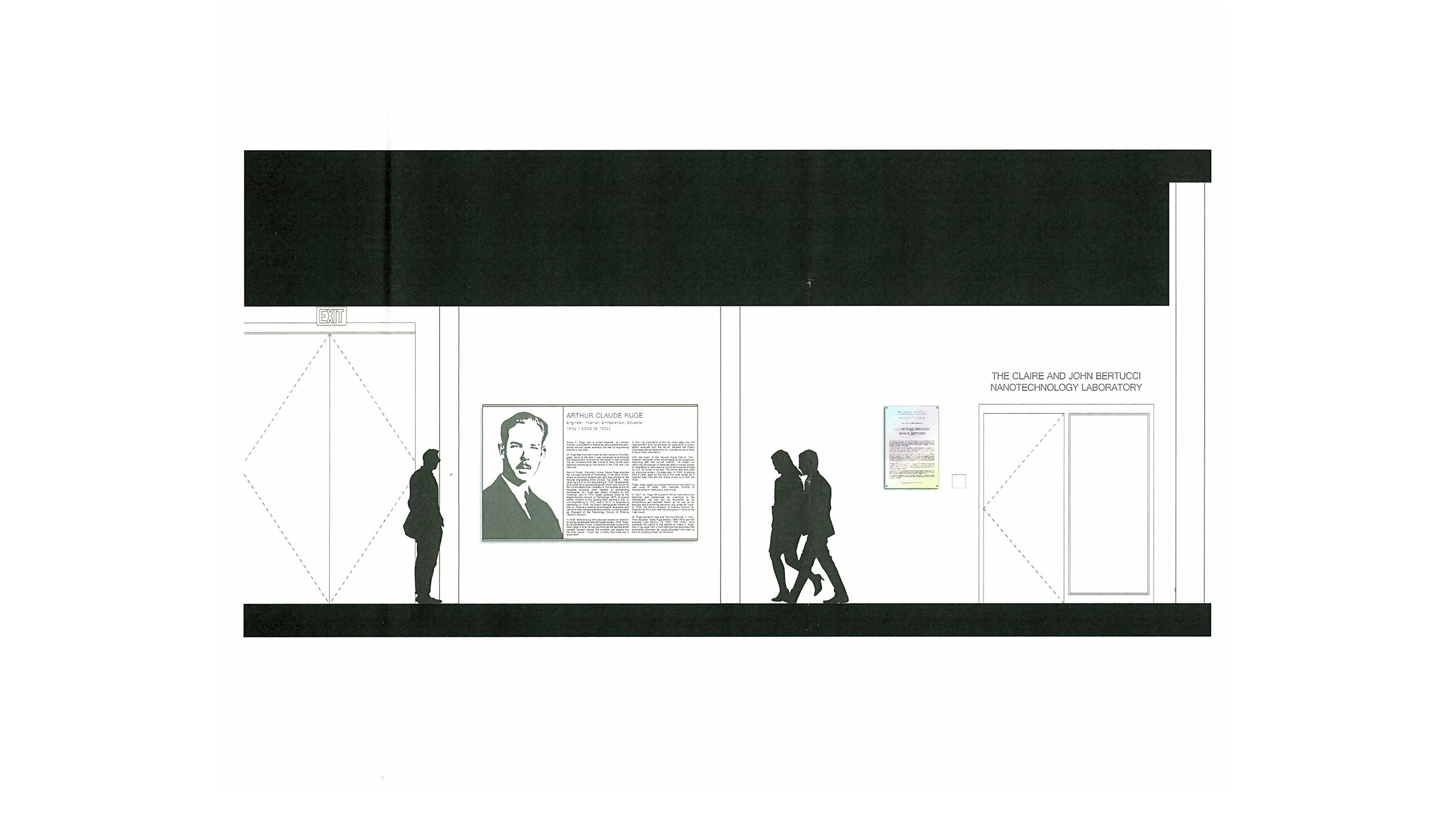 Storytelling, Artwork, Graphic and Display Design: Scott Hall at Carnegie Mellon University / image 12