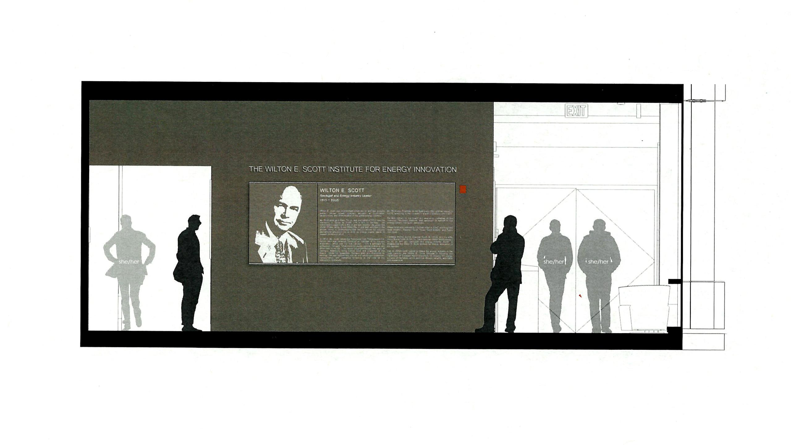 Storytelling, Artwork, Graphic and Display Design: Scott Hall at Carnegie Mellon University / image 9