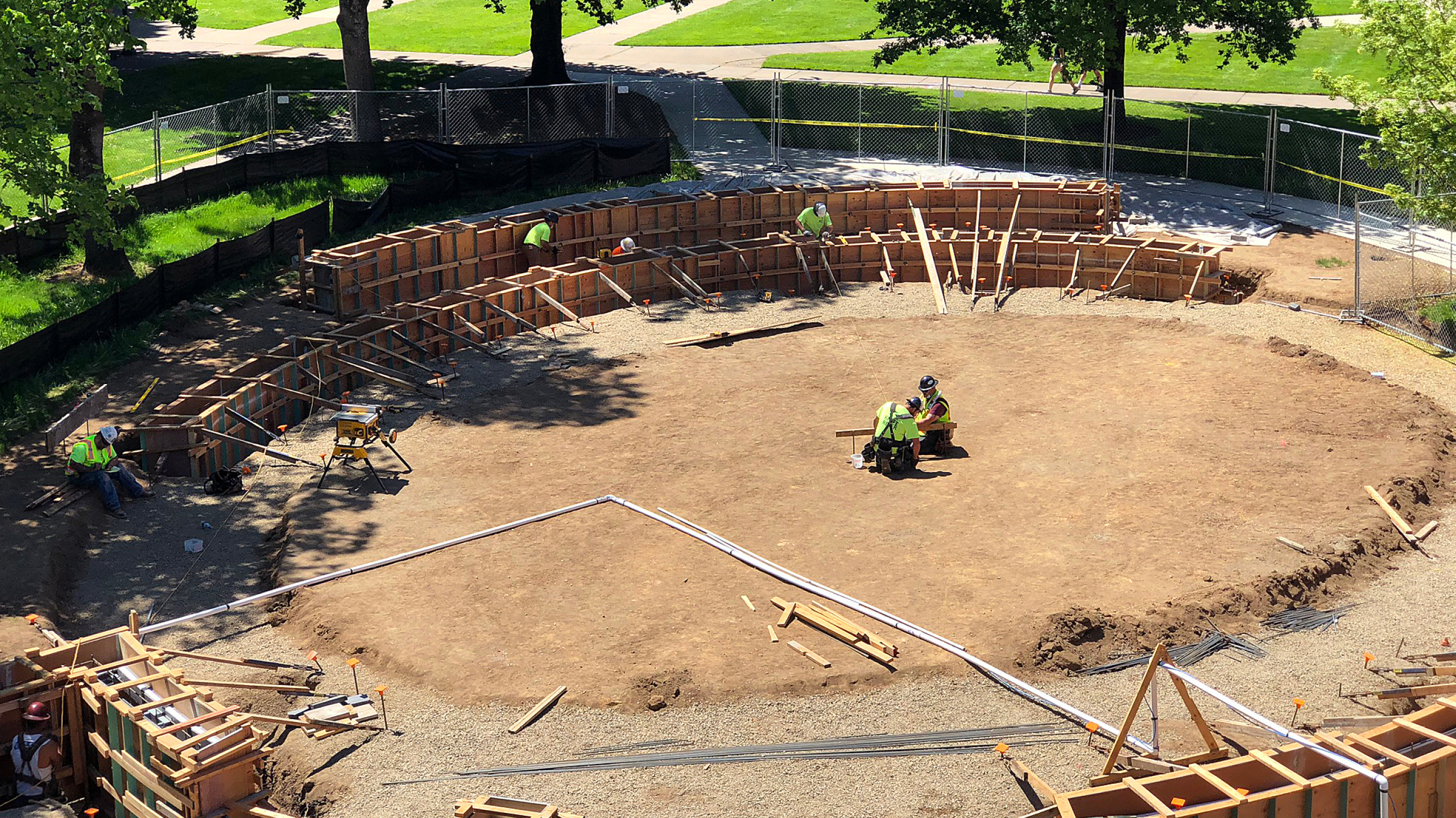 the Ellipse outdoor (Class)room and Community Gathering Space, Oregon / image 7