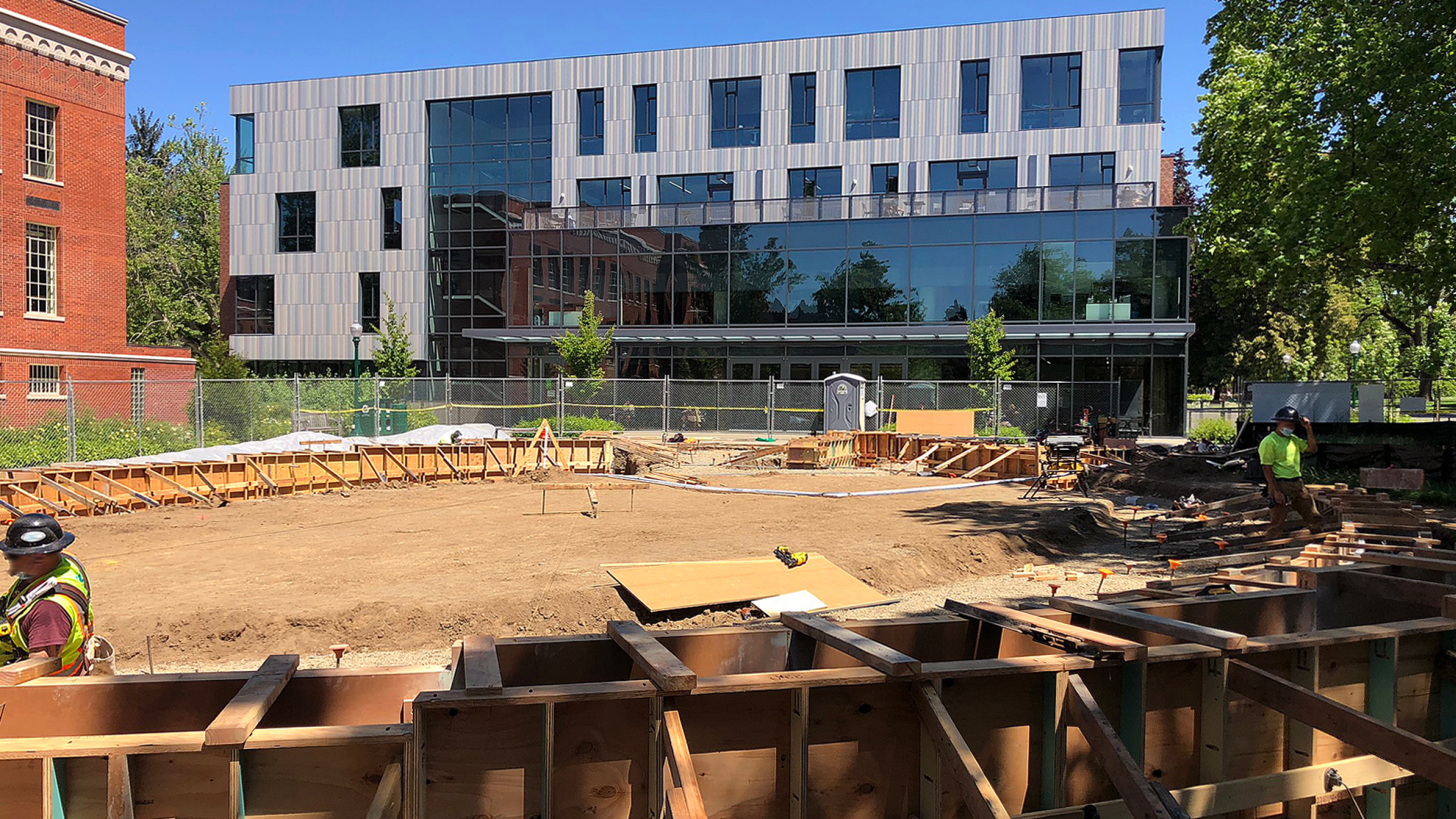 the Ellipse outdoor (Class)room and Community Gathering Space, Oregon / image 3