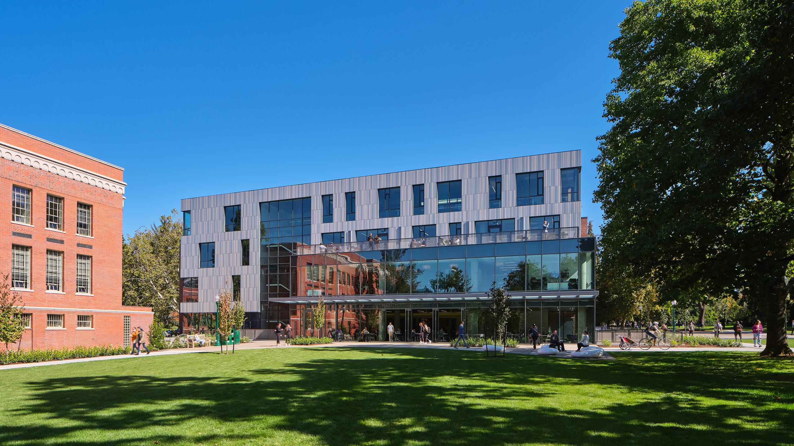 Tykeson Hall at the University of Oregon / image 11
