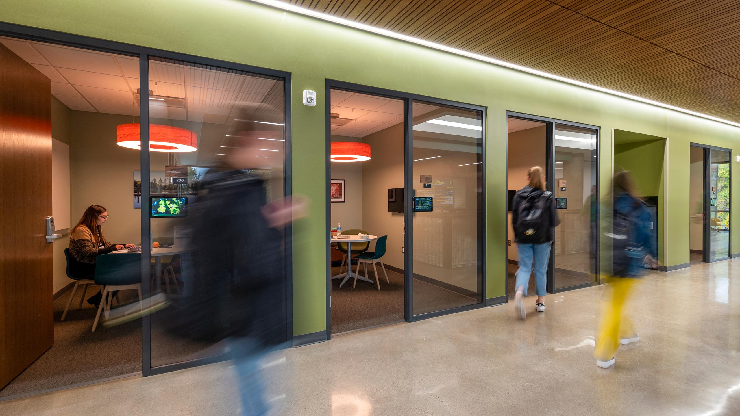 Tykeson Hall at the University of Oregon / image 18