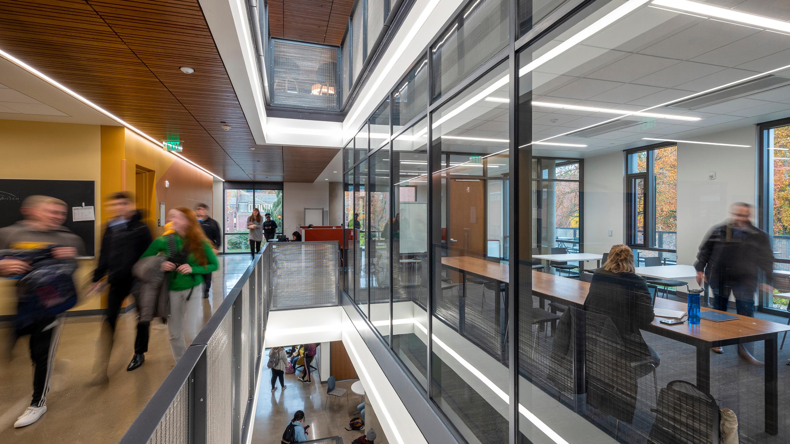 Tykeson Hall at the University of Oregon / image 16