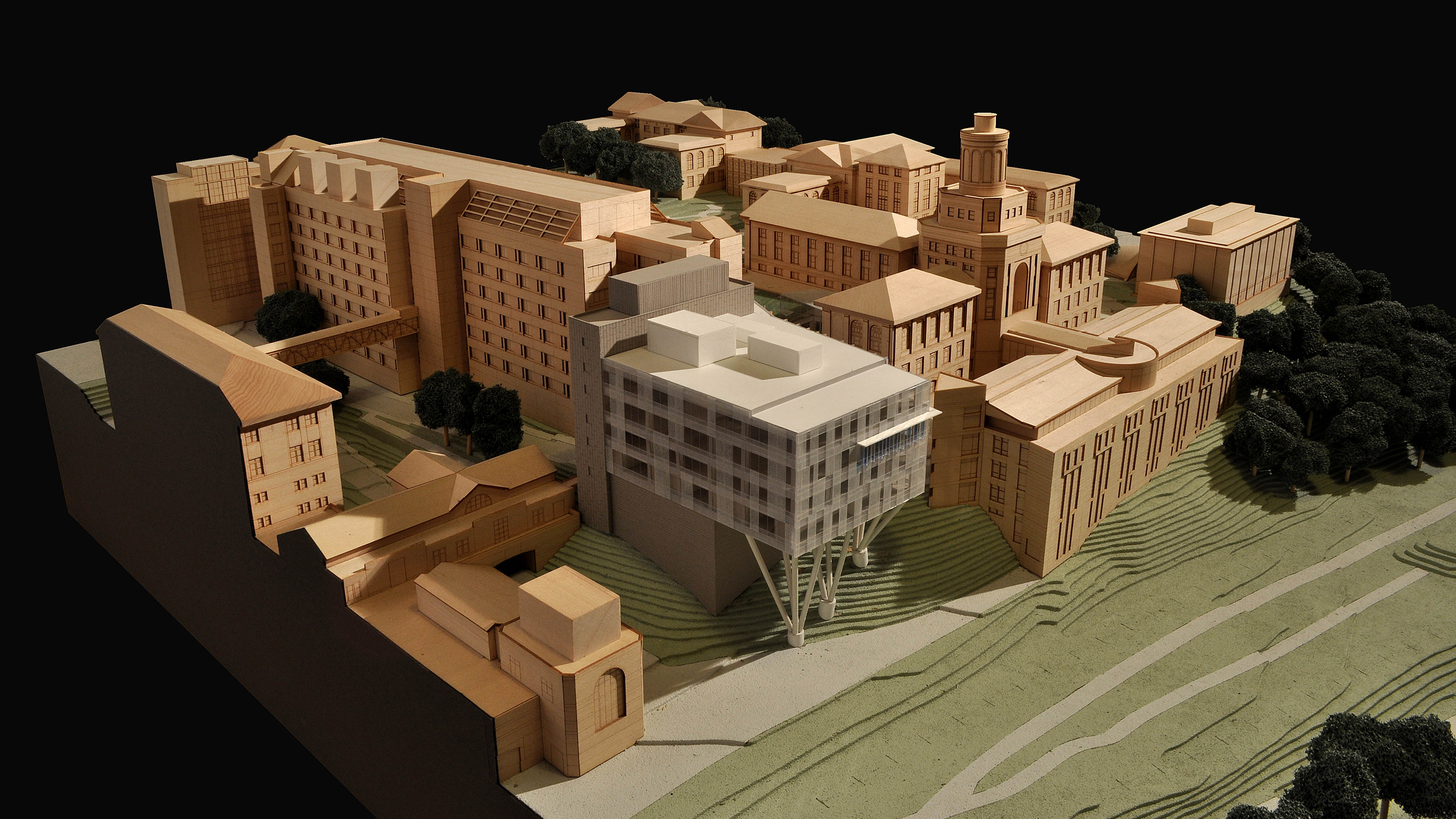 Competition winning design – Nanotechnology Biotechnology and Energy Technologies Building for the CMU College of Engineering / image 14