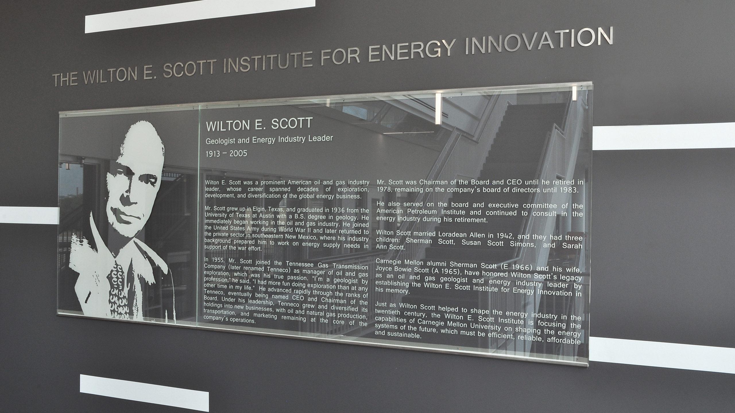 Storytelling, Artwork, Graphic and Display Design: Scott Hall at Carnegie Mellon University / image 8