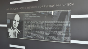 Scott Hall: Donor Recognition and Storytelling