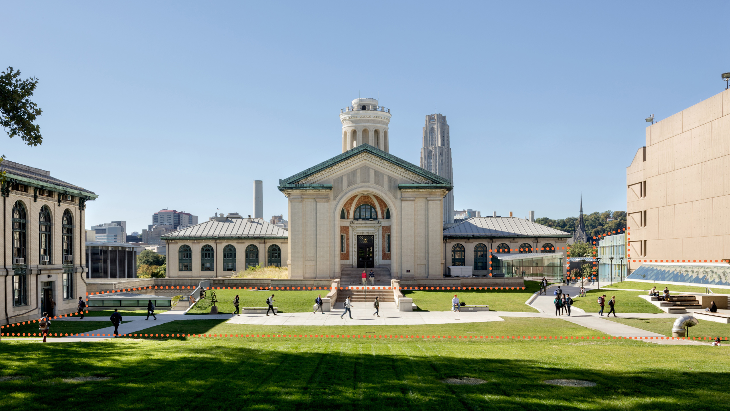 Scott Hall at Carnegie Mellon University / image 13
