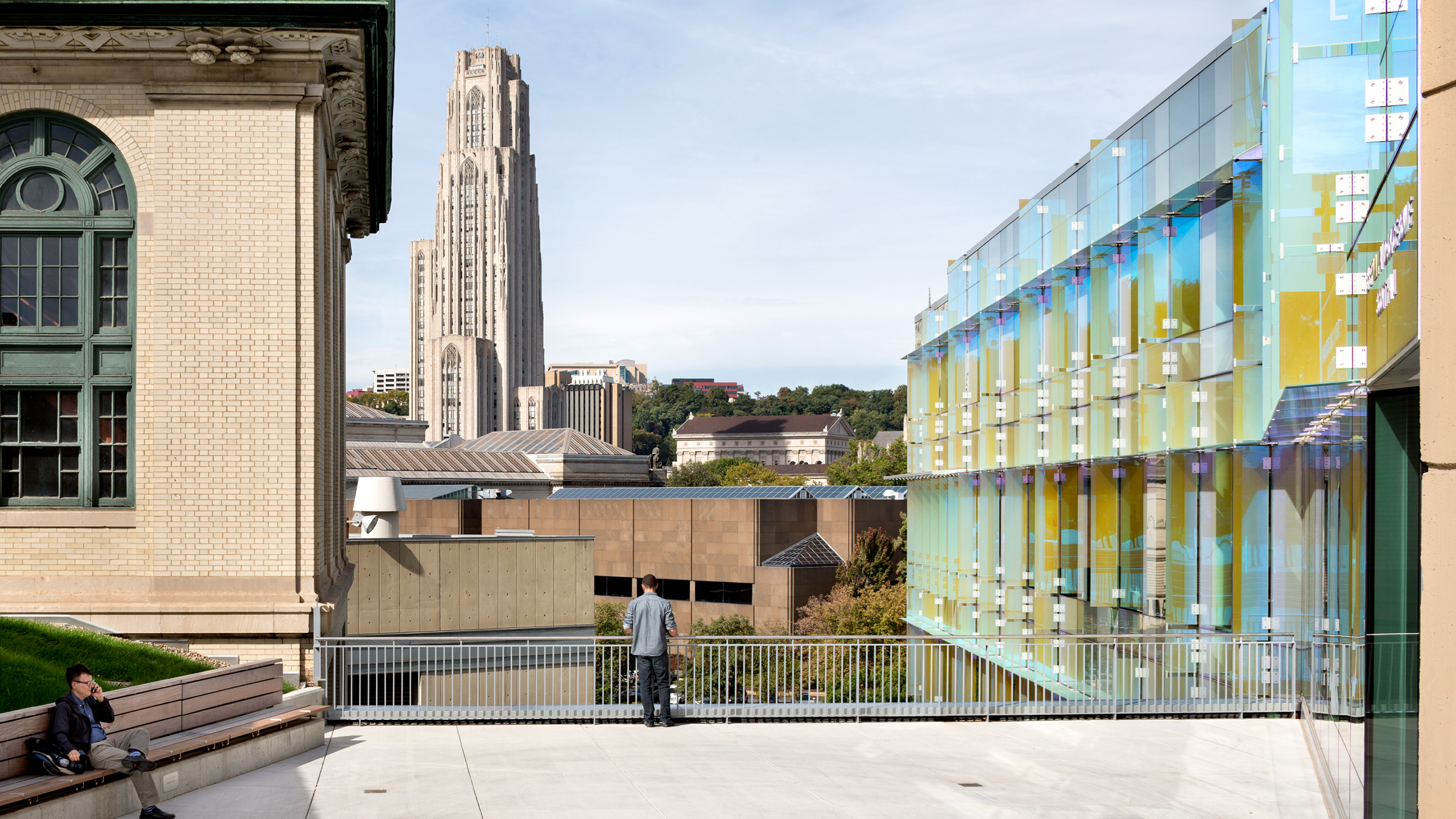 Scott Hall at Carnegie Mellon University / image 14