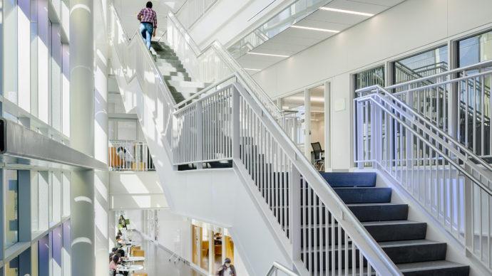Lab Design at Carnegie Mellon University