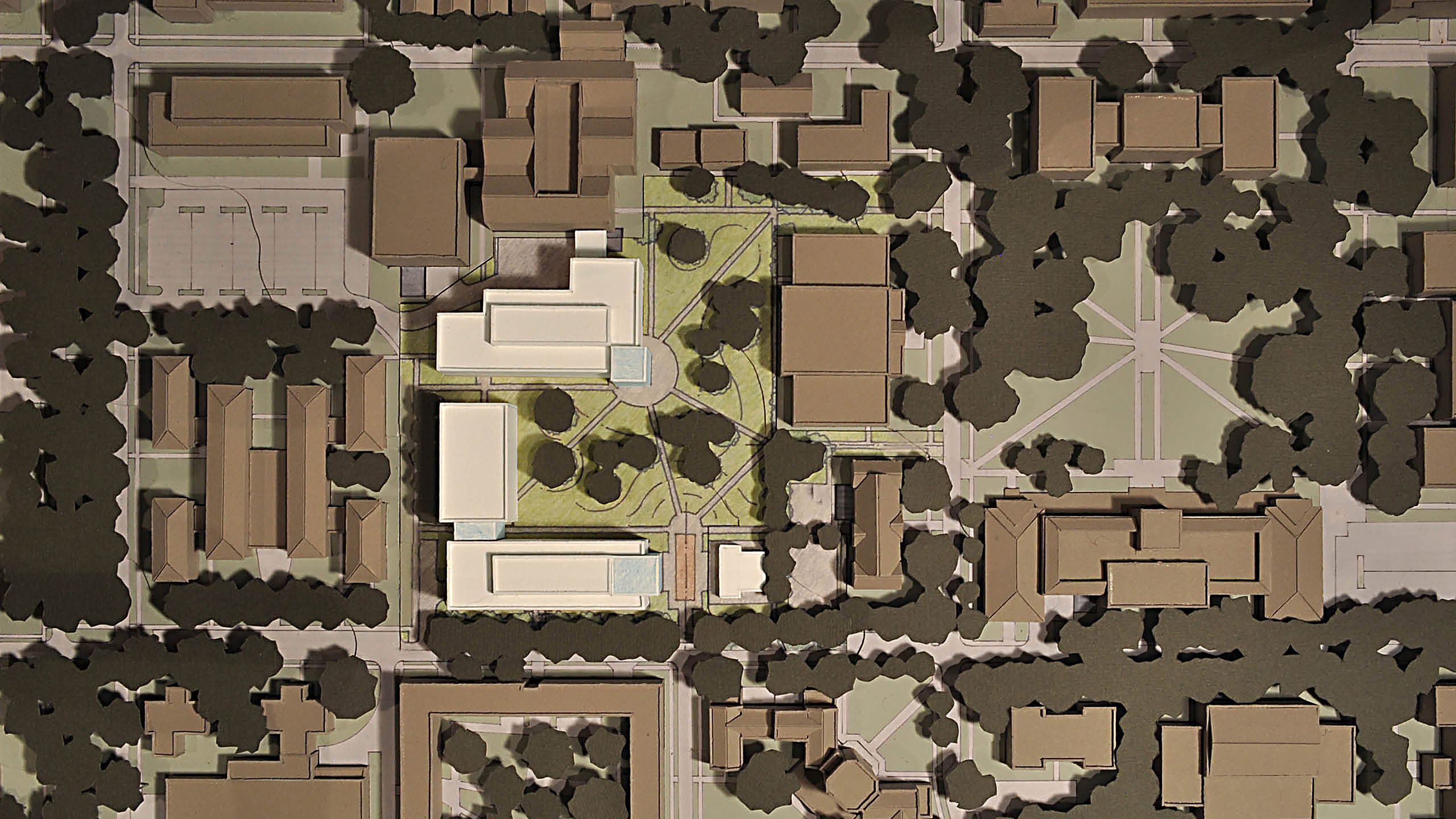 Women's Field Quad, College of Business Planning Study – Oregon State University image 2