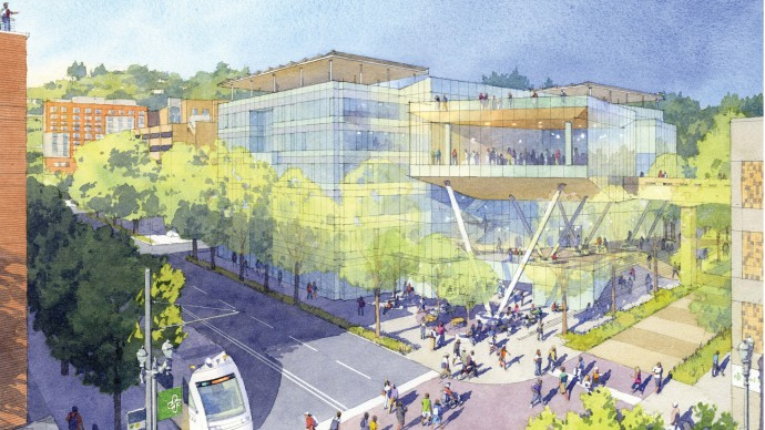 School of Business Administration Proposal at Portland State University