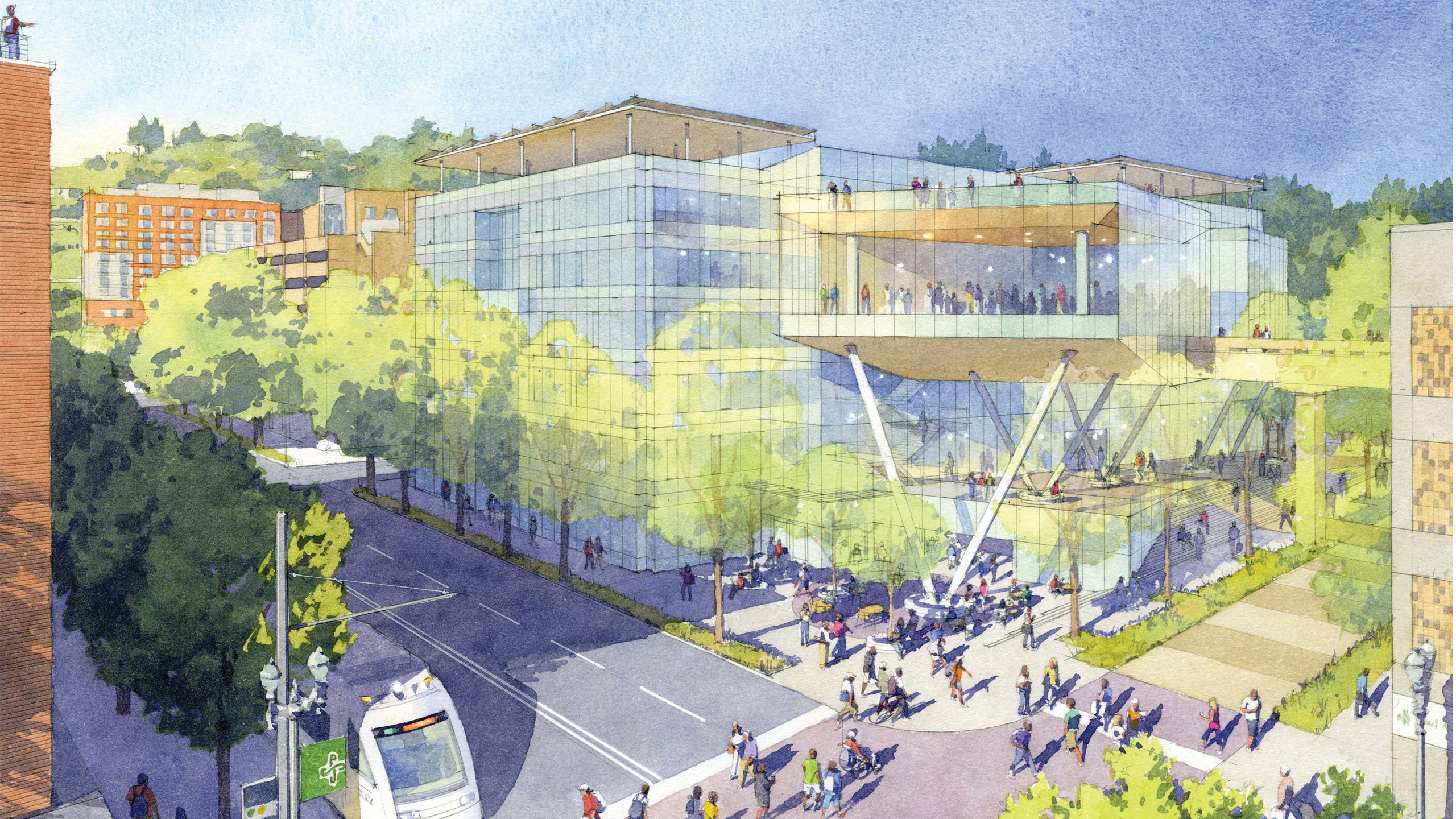 School of Business Administration Proposal – Portland State University image 1