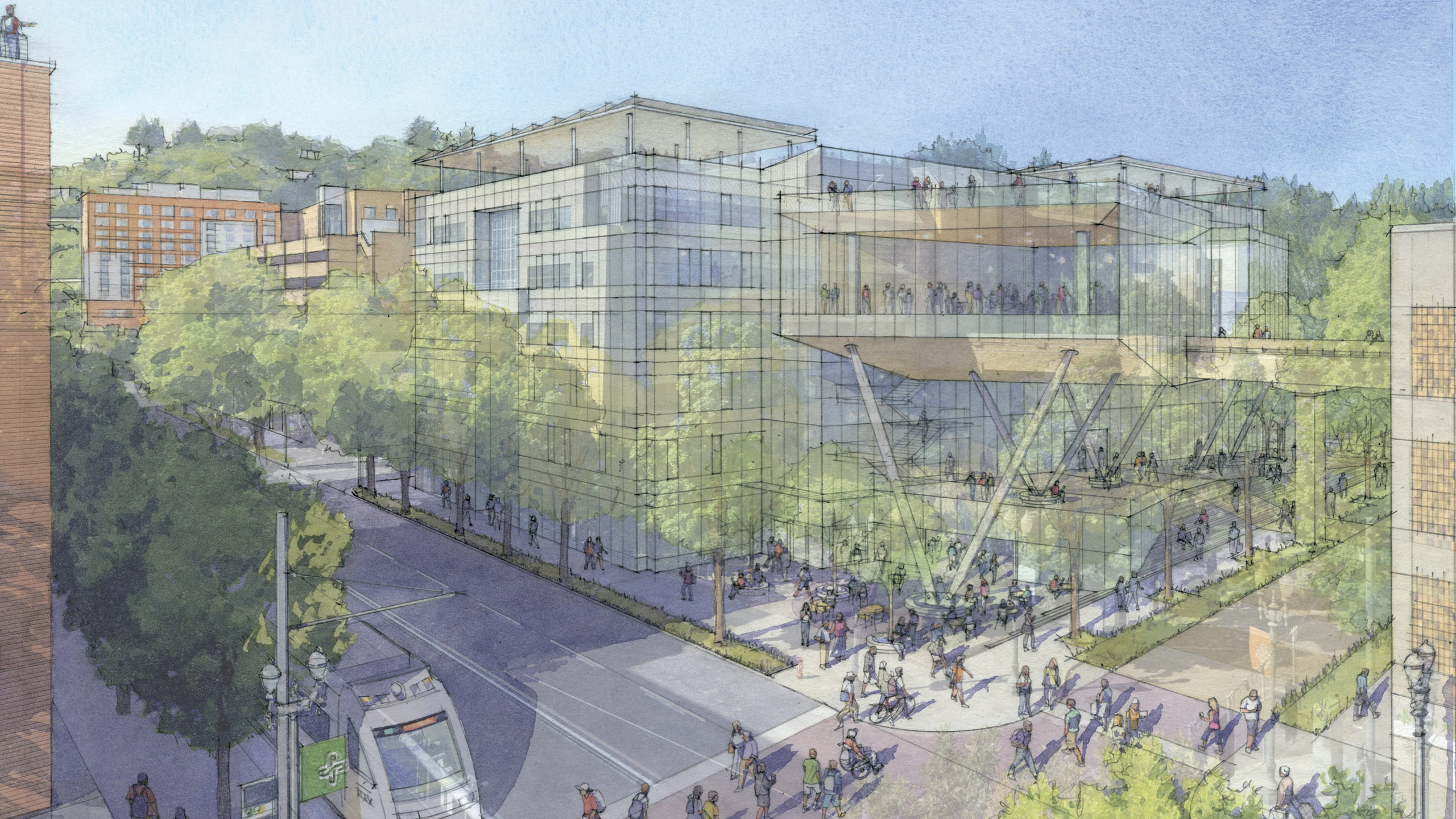School of Business Administration Proposal – Portland State University / image 2