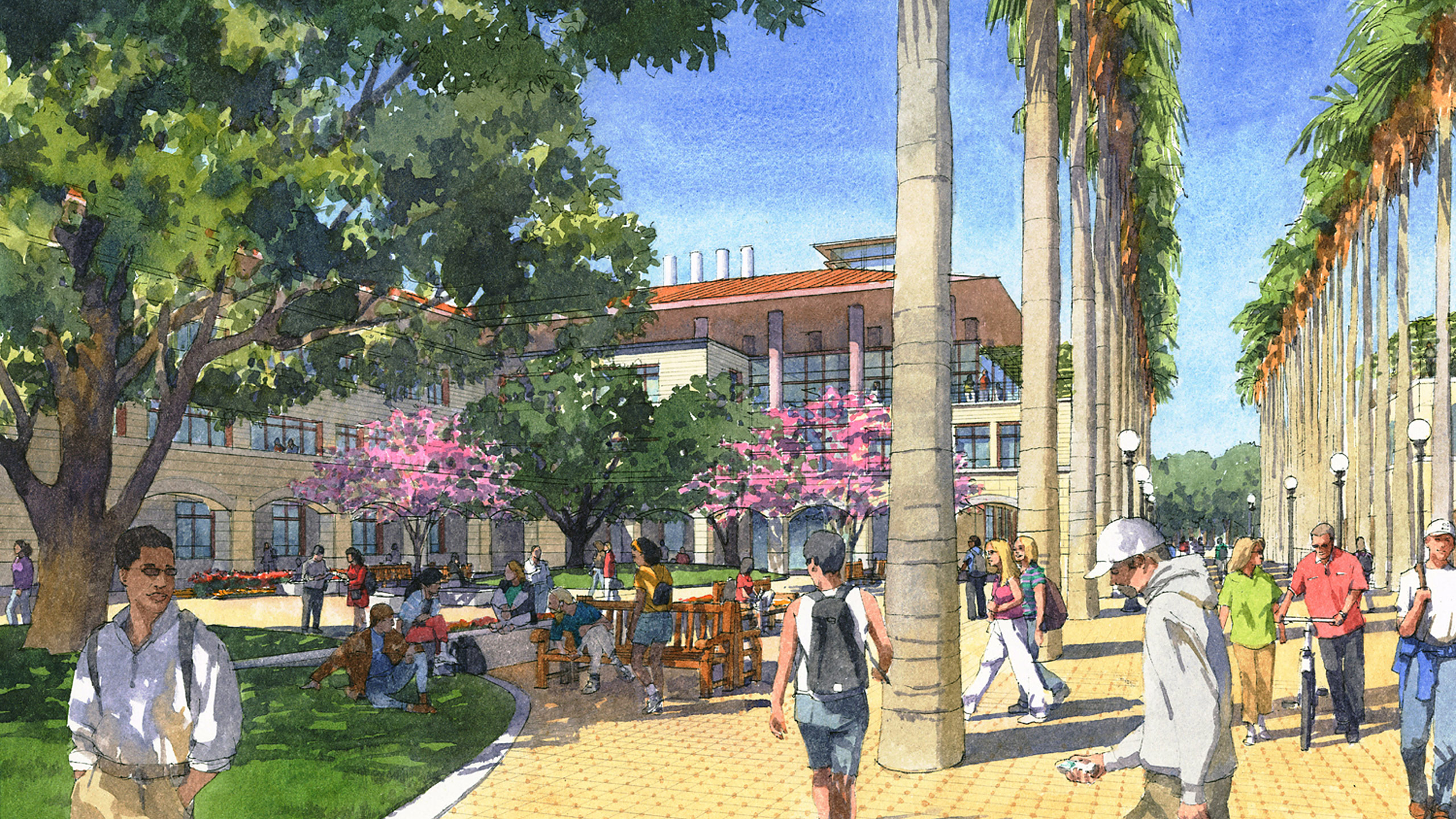 Science and Engineering Quad Master Plan and Design Guidelines at Stanford University / image 6