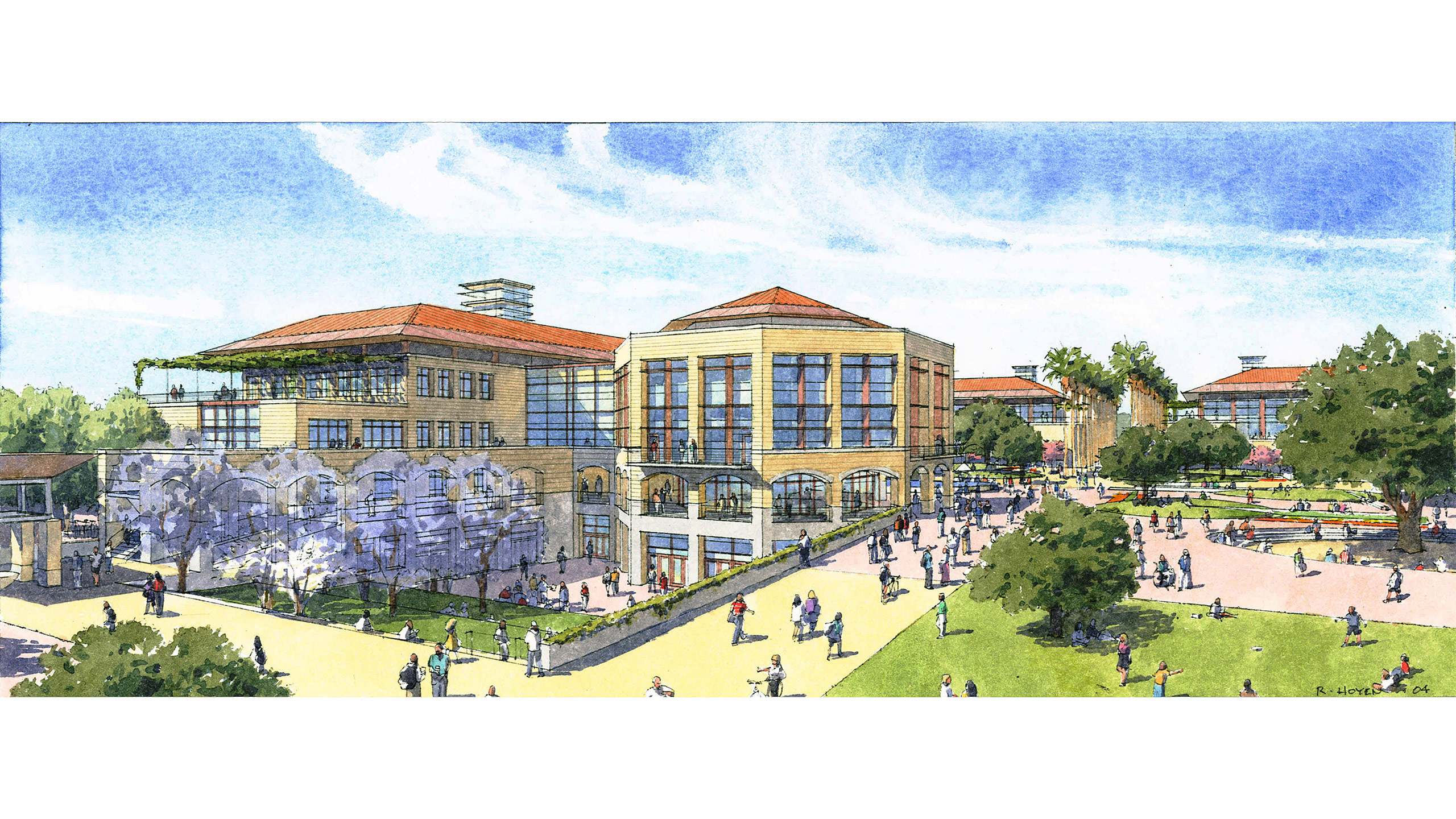 Science and Engineering Quad Master Plan and Design Guidelines – Stanford University / image 4