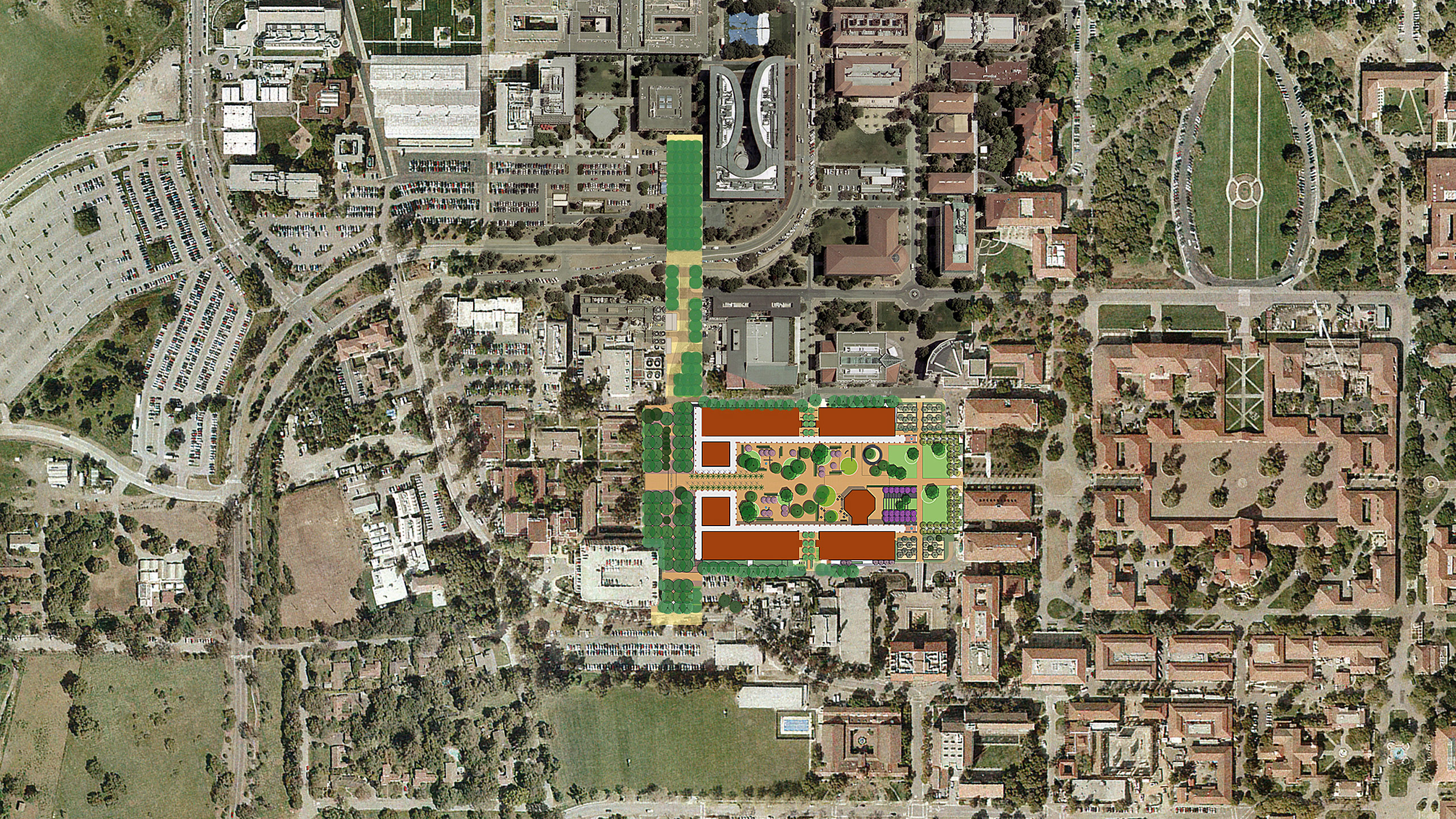 Science and Engineering Quad Master Plan and Design Guidelines – Stanford University / image 3