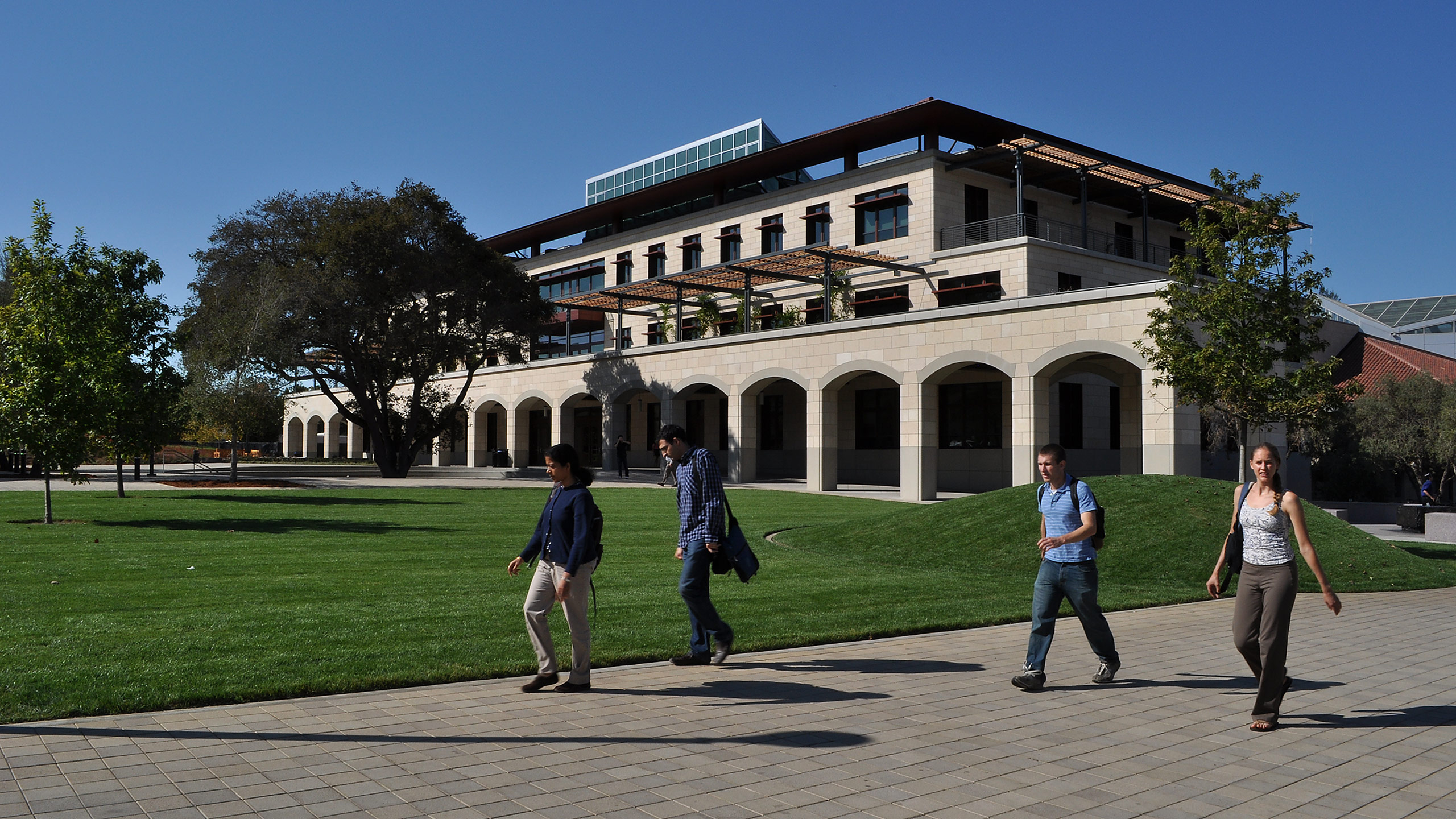 Spilker Engineering and Applied Sciences Building – Stanford University image 2