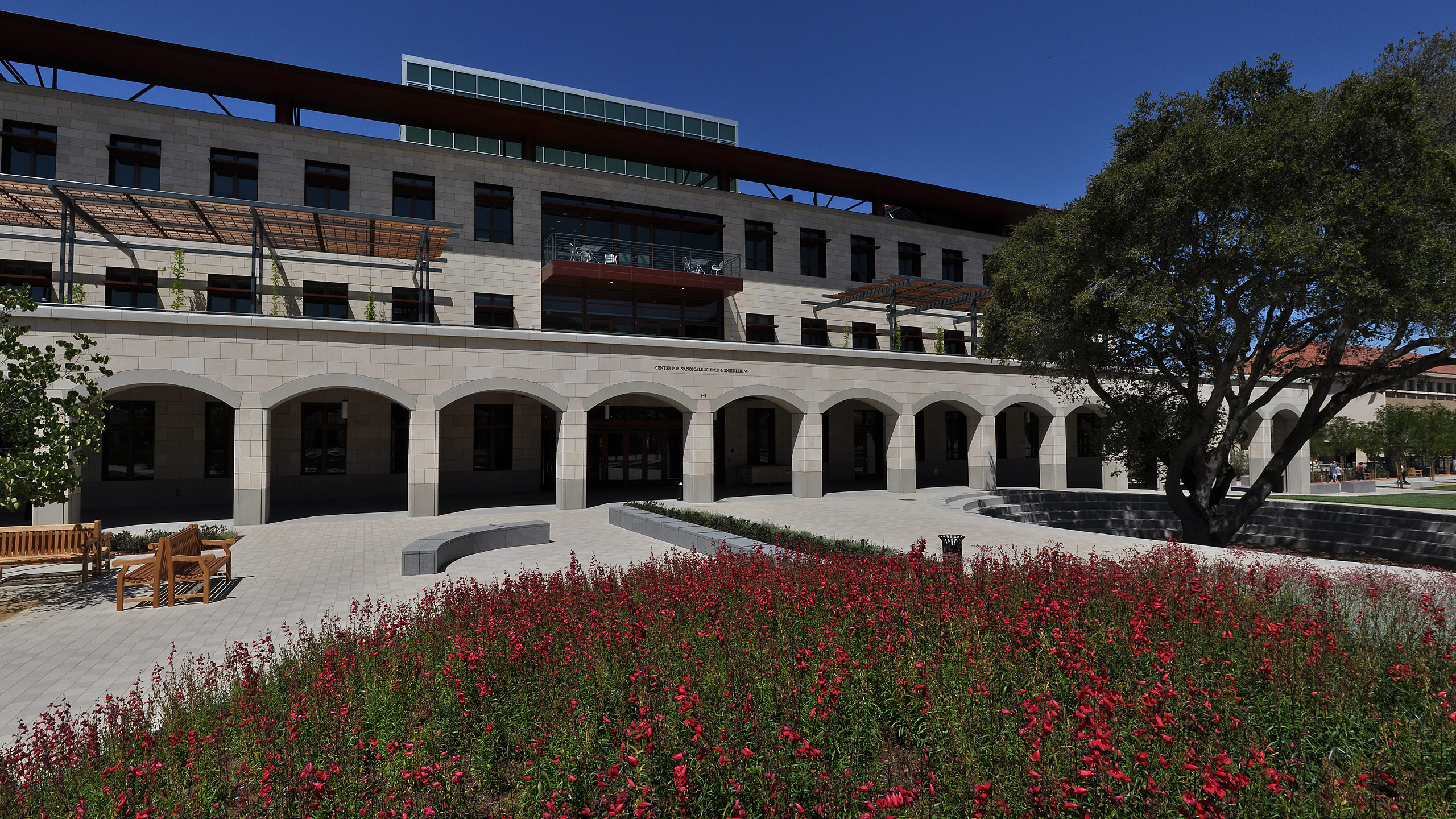 Spilker Engineering and Applied Sciences Building – Stanford University image 3