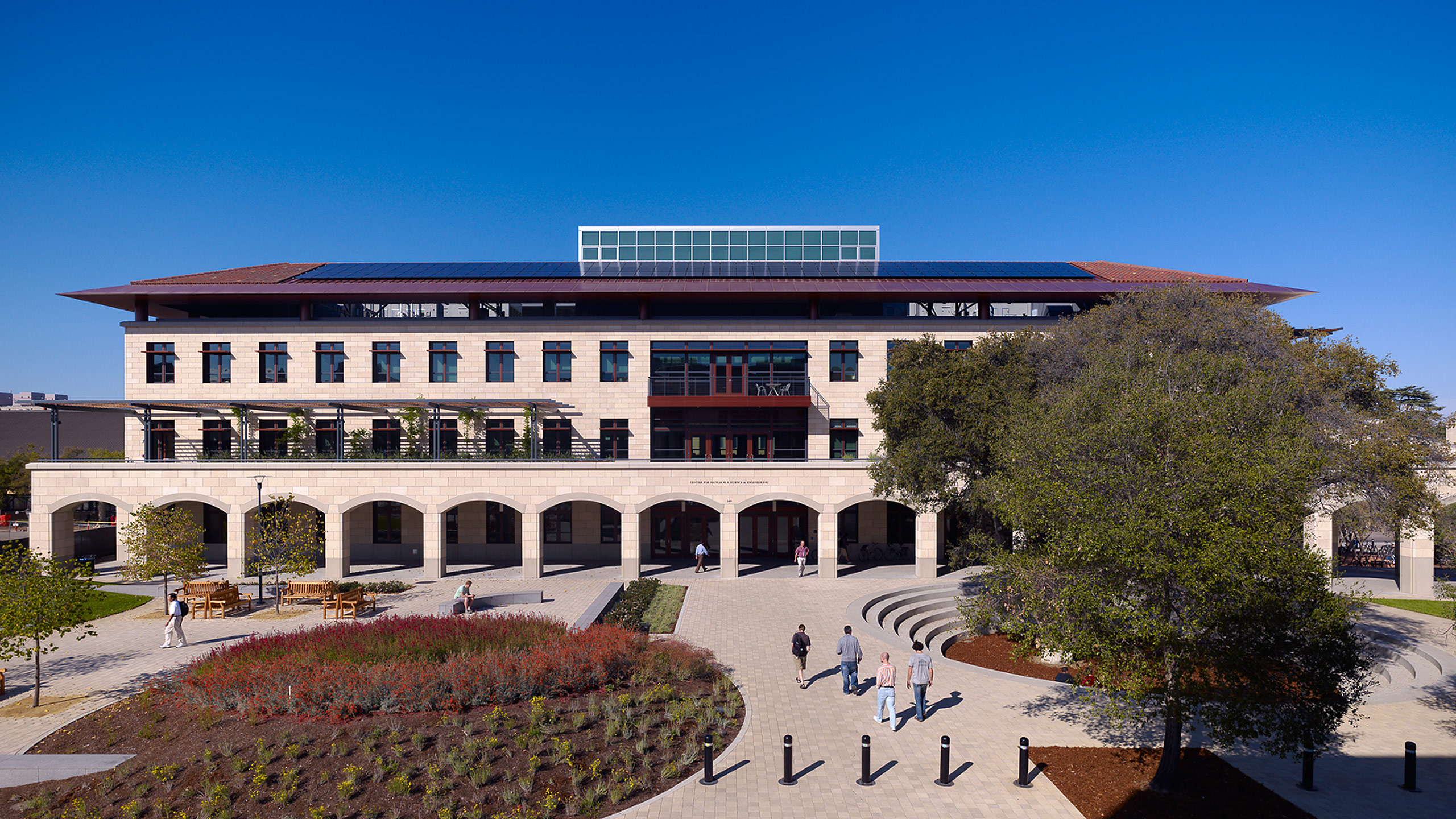 Spilker Engineering and Applied Sciences Building – Stanford University image 1