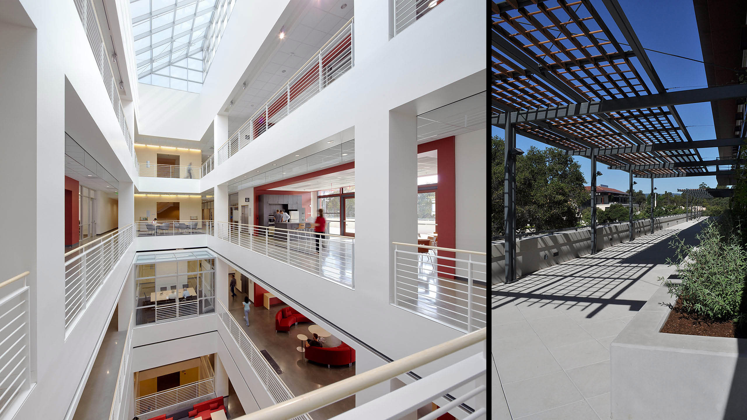 Spilker Engineering and Applied Sciences Building – Stanford University image 4