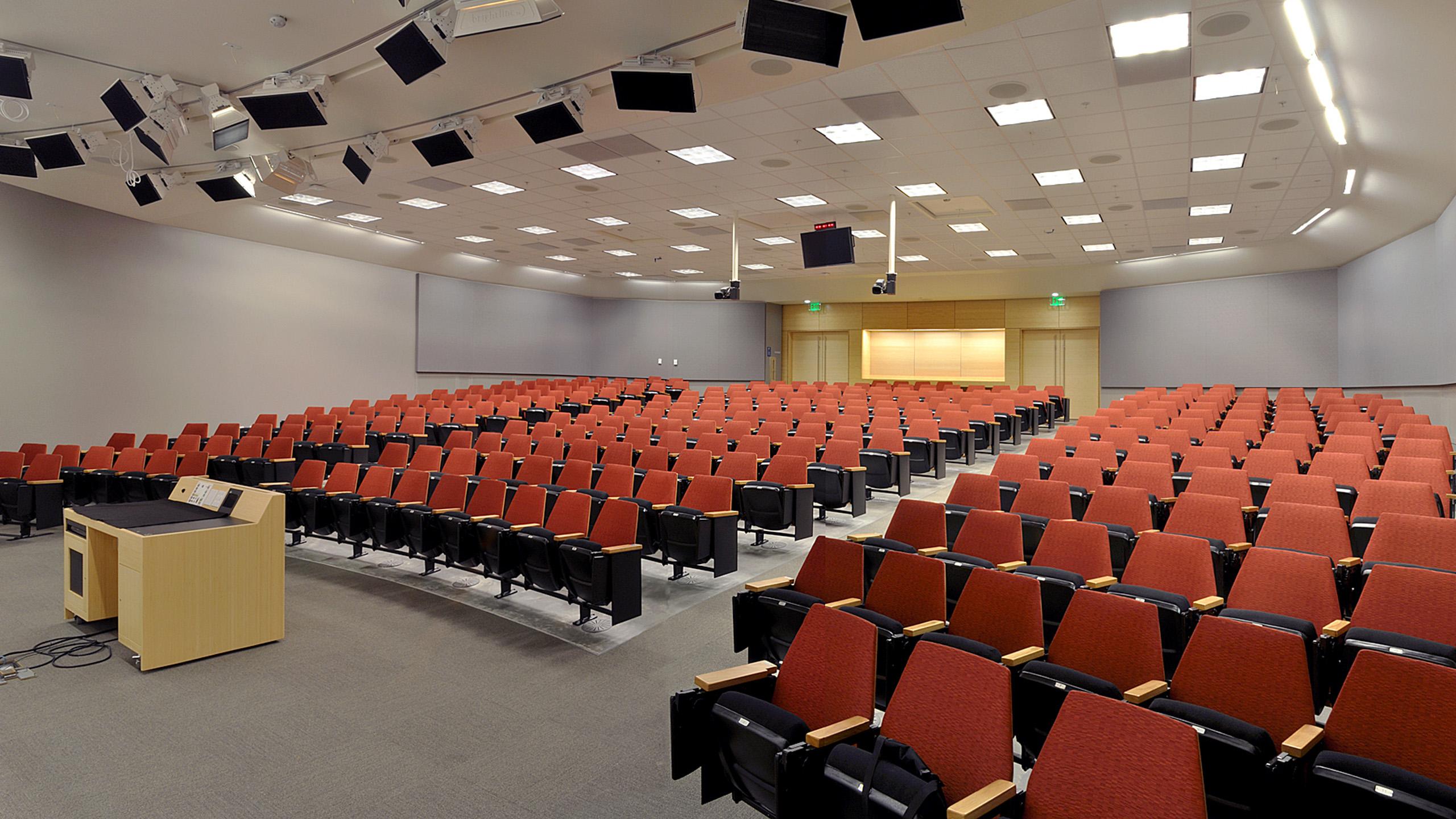 Jen-Hsun Huang Engineering Center at Stanford University / image 12