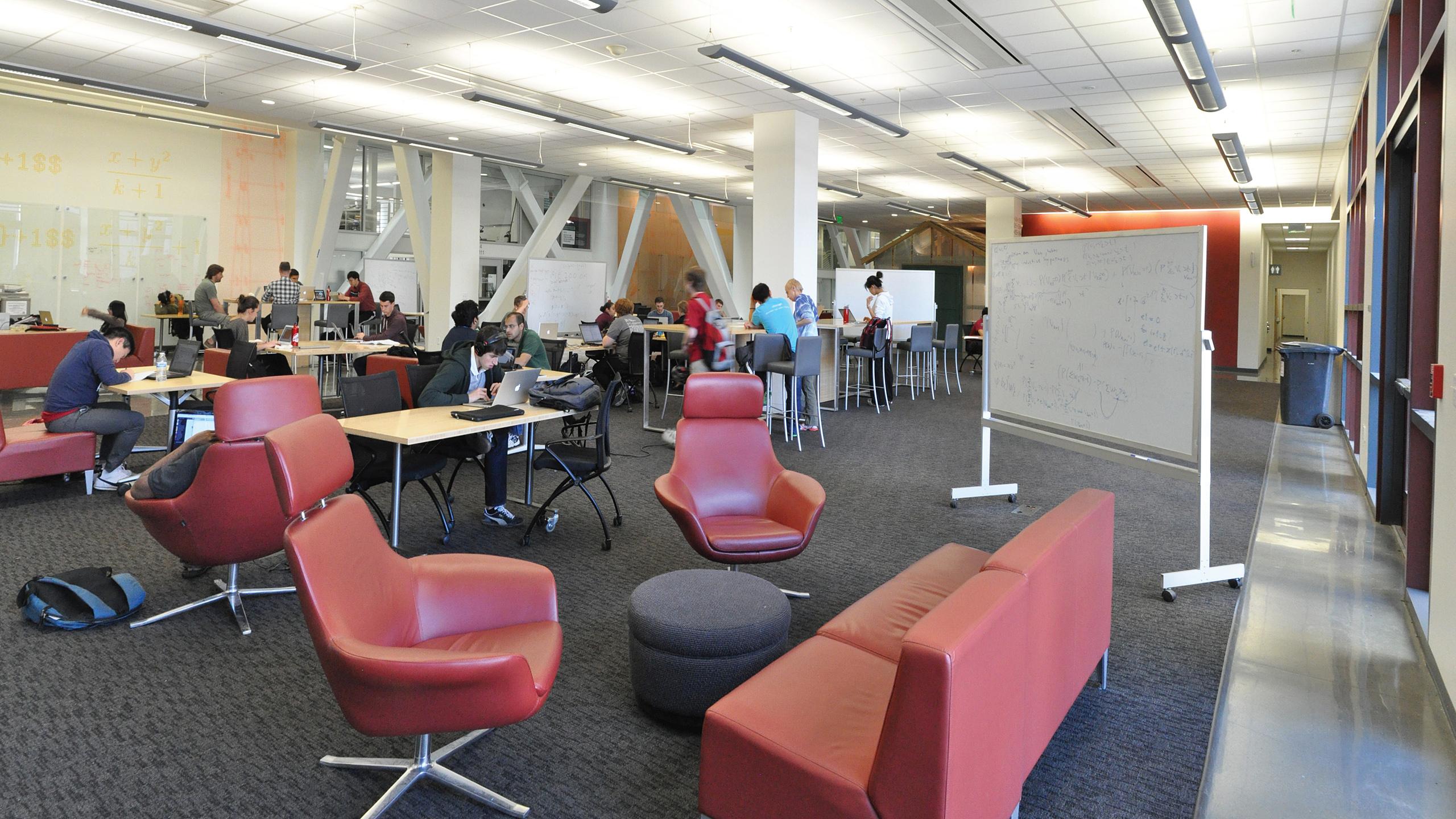 Jen-Hsun Huang Engineering Center at Stanford University / image 14