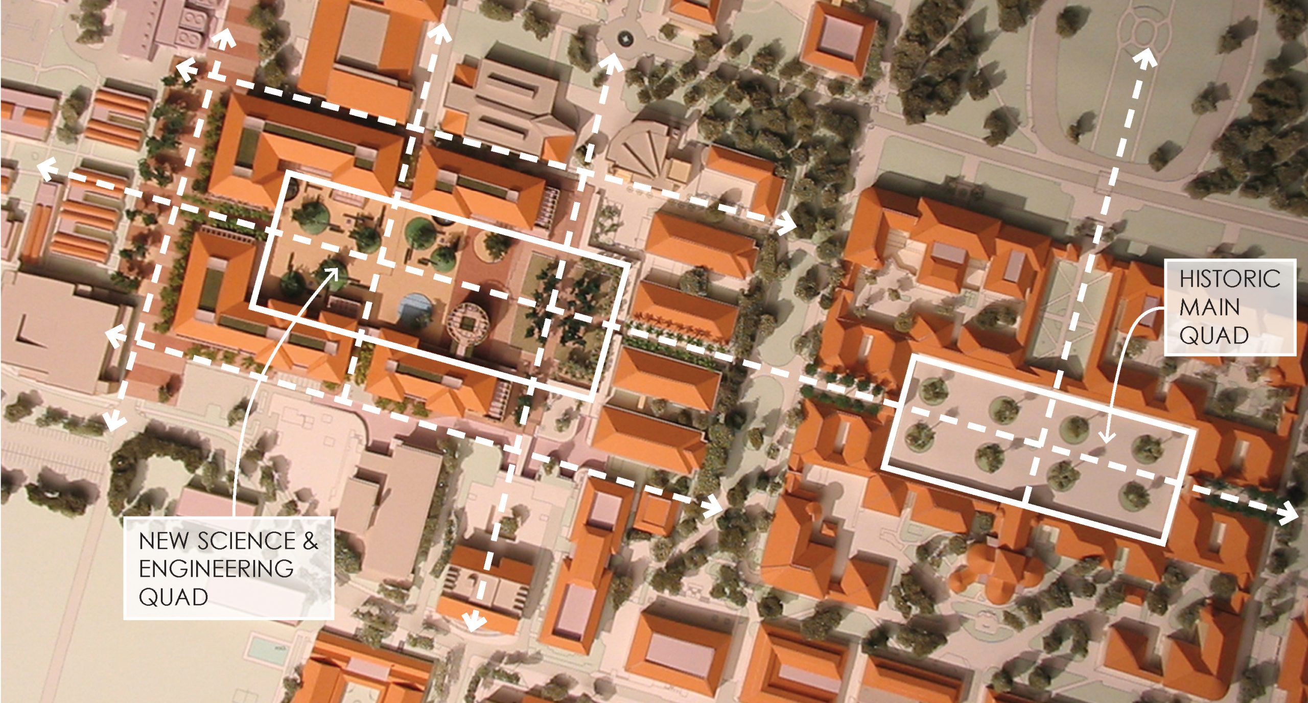 Science and Engineering Quad Master Plan and Design Guidelines at Stanford University / image 2