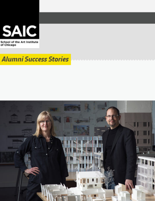 Alumni Success Stories | School of the Art Institute of Chicago